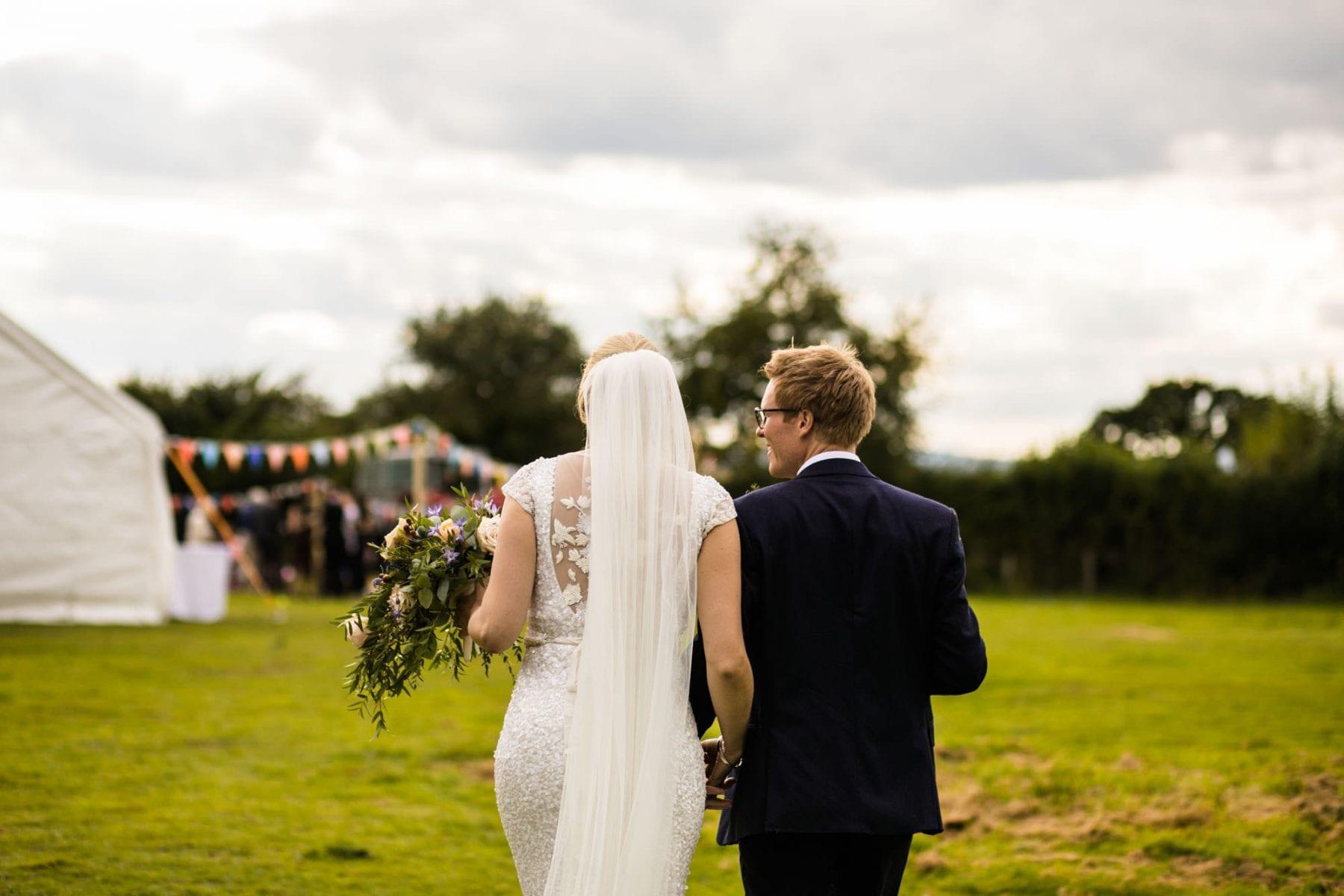 Natural Wedding Photos Cheshire