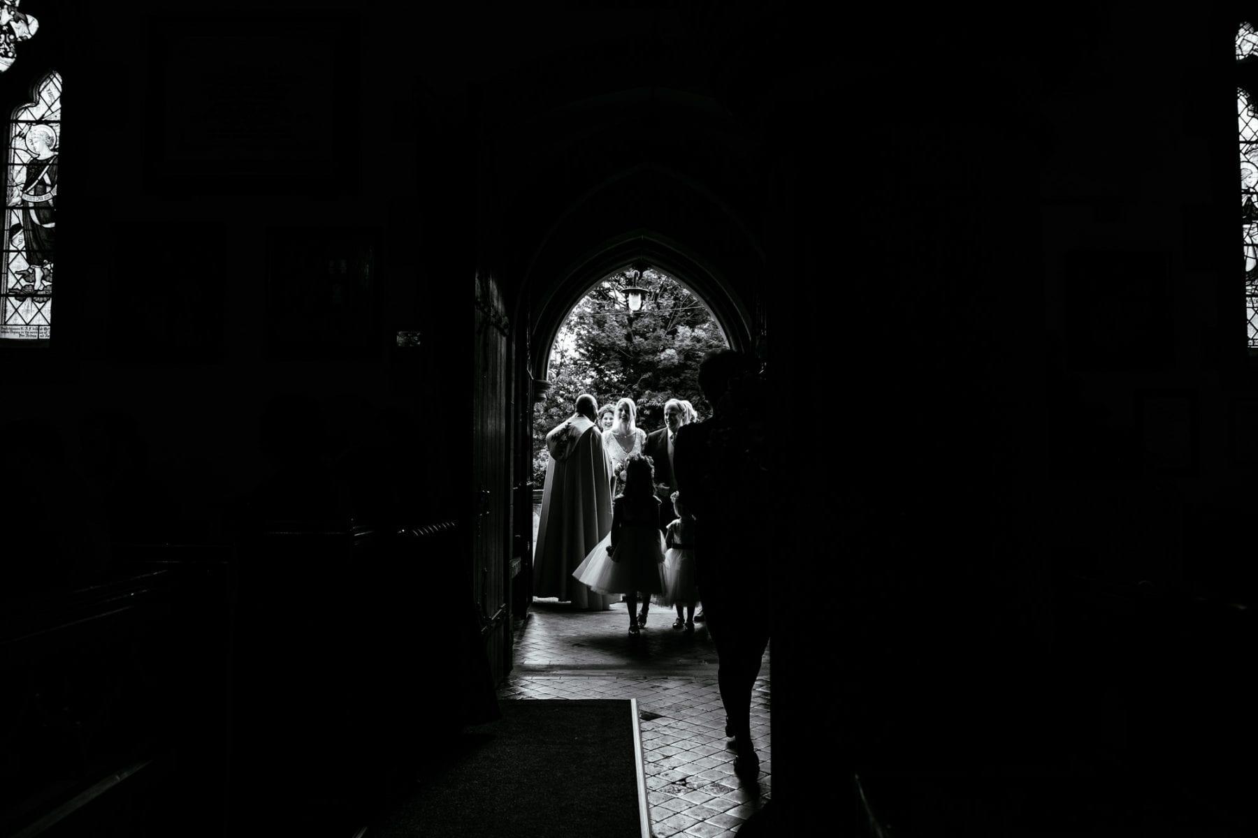 St Oswalds Church Backford Wedding Photographs