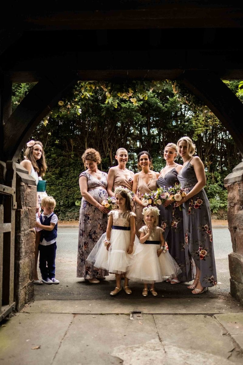 St Oswalds Church Backford Weddings