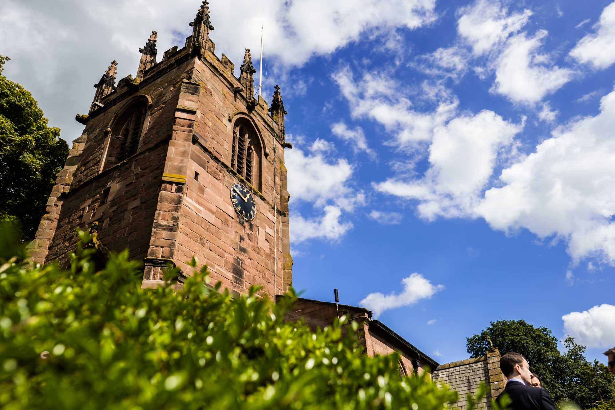 St Oswalds Church Backford