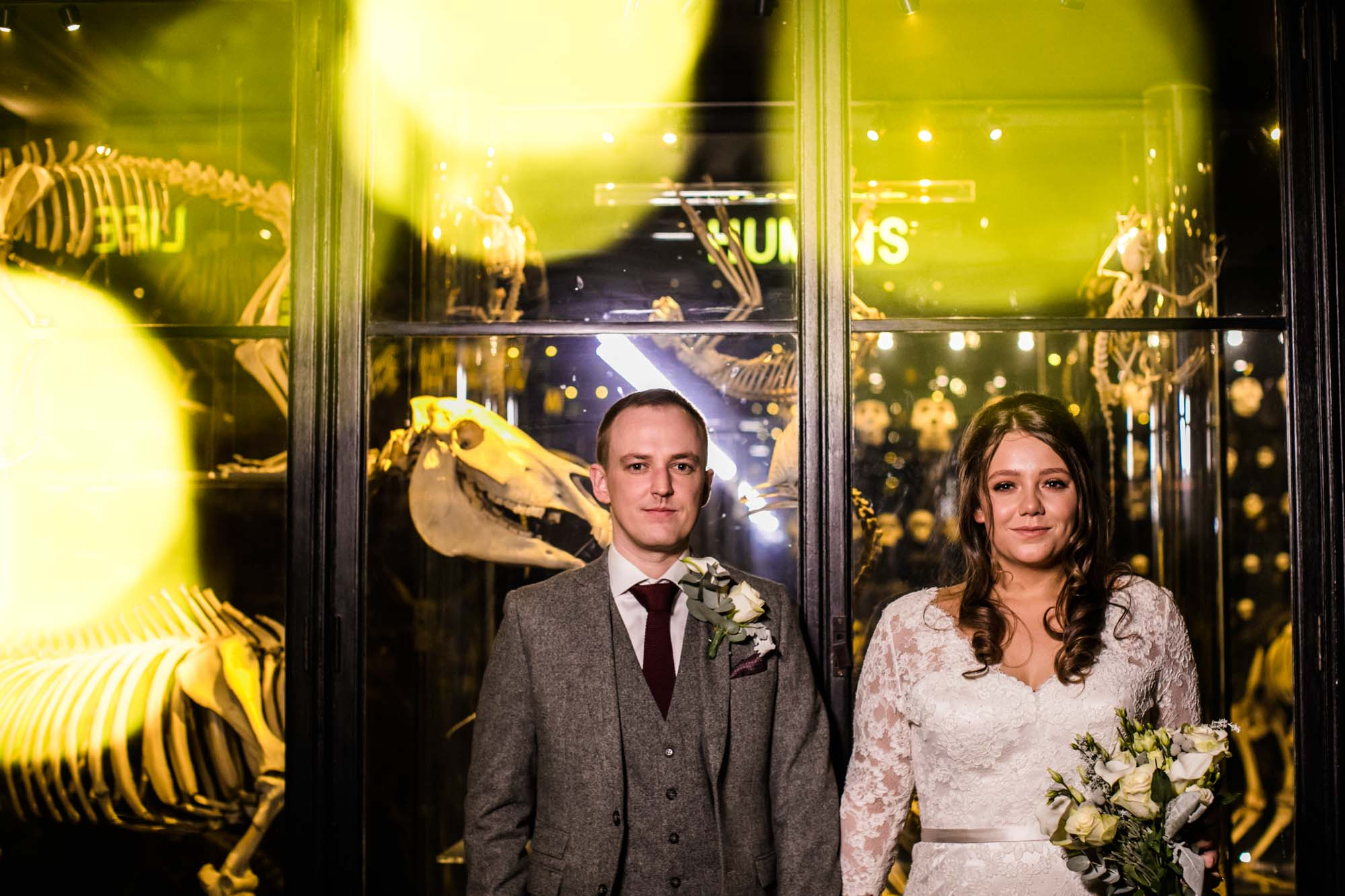 Wedding Photographer Manchester Museum