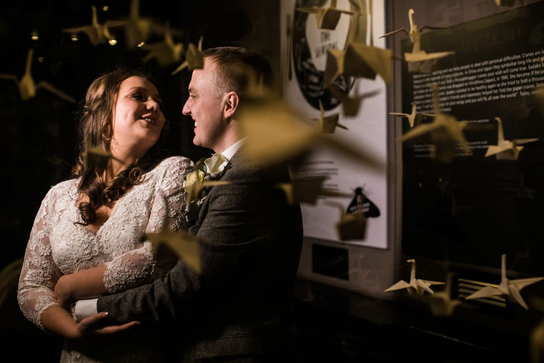 Wedding Photography Manchester Museum