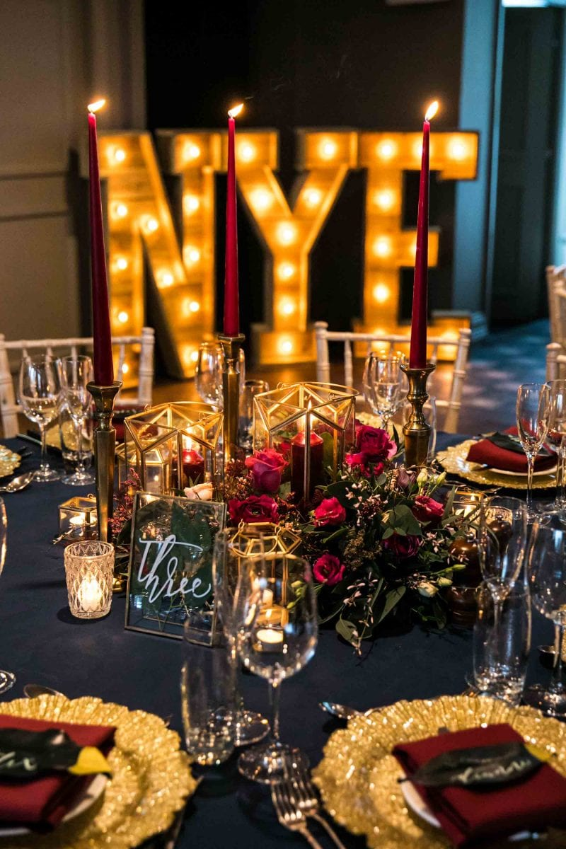 New Years Eve Wedding.Nye Wedding King Street Townhouse Wedding Inspiration