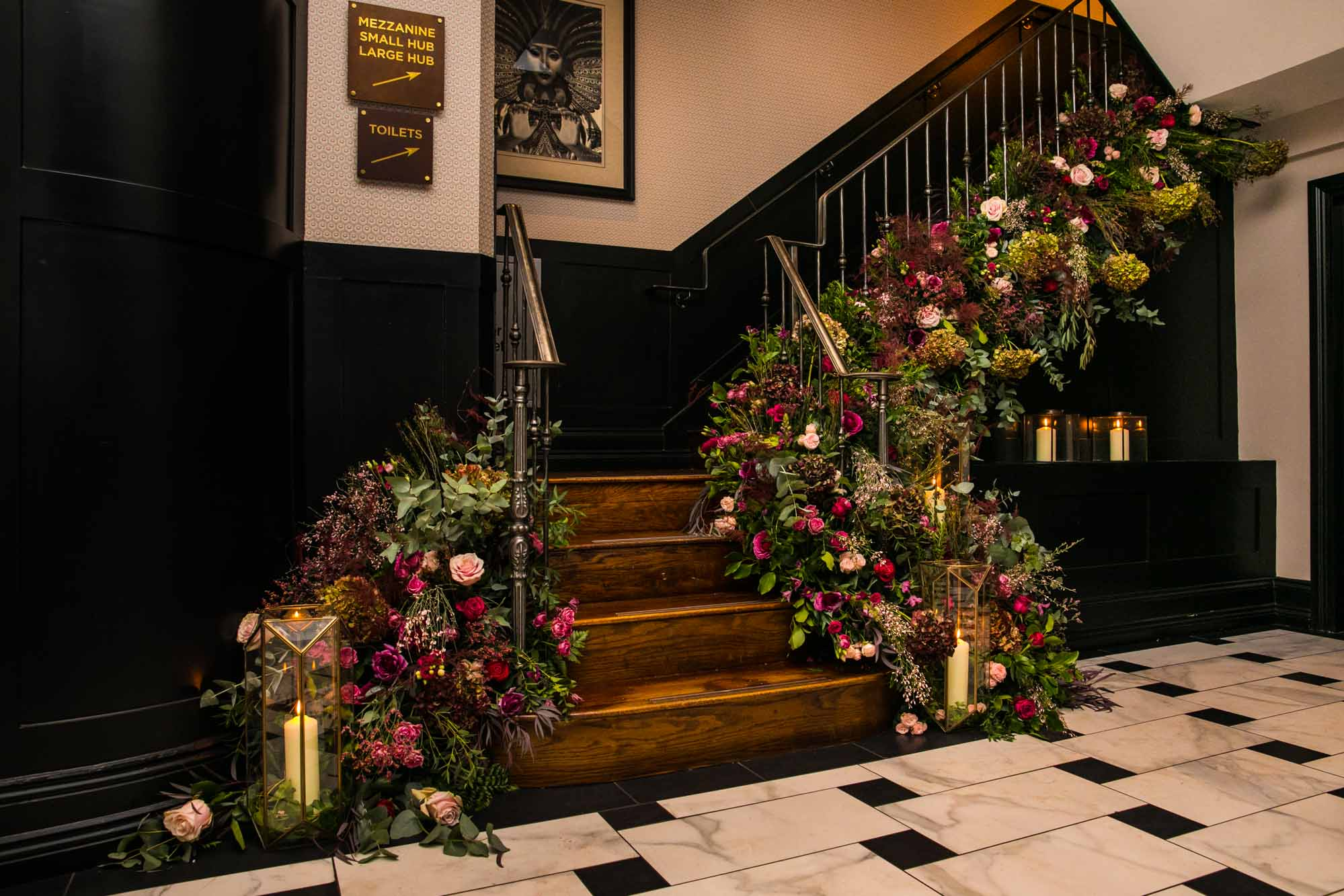 New Years Eve Wedding King Street Townhouse Manchester