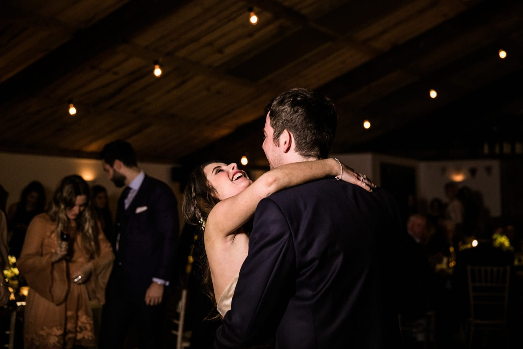 Owen House Barn Fun Wedding Photographer