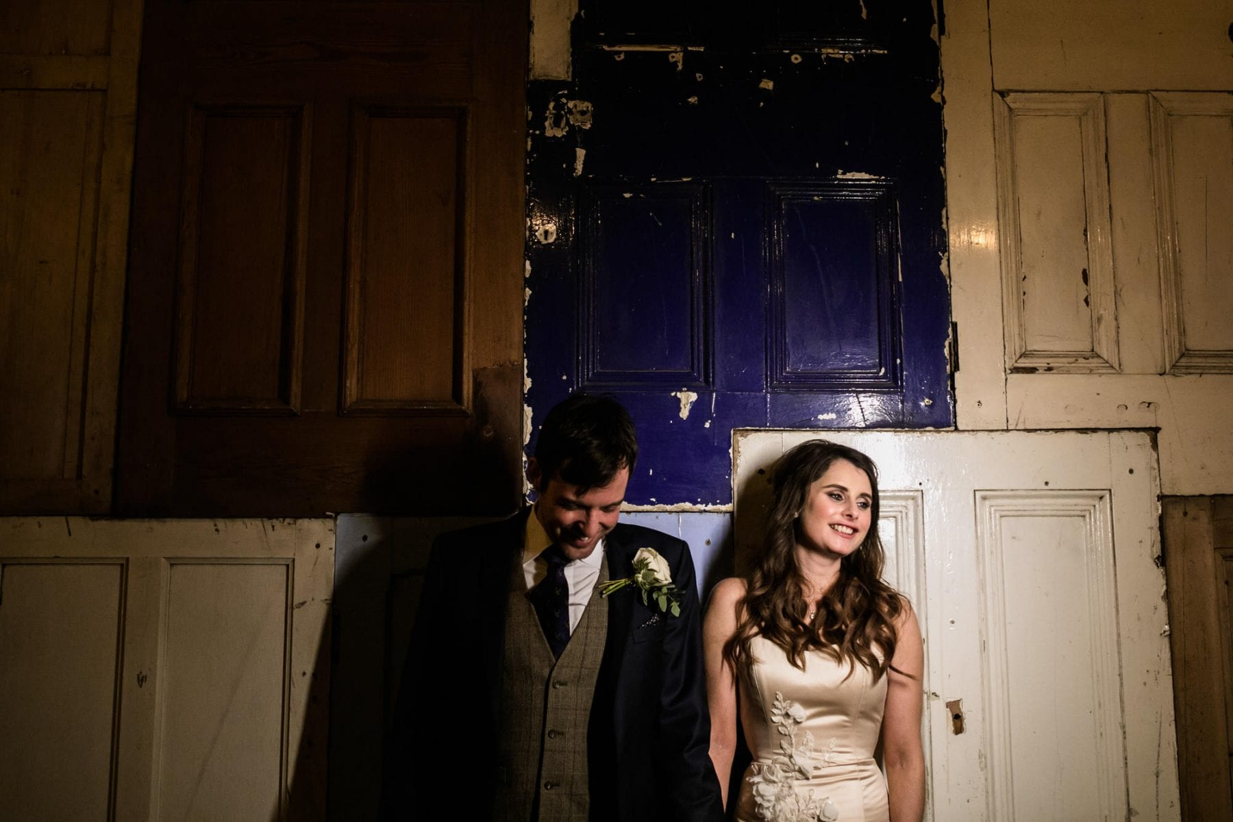 Quirky Wedding Photographs Owen House Barn