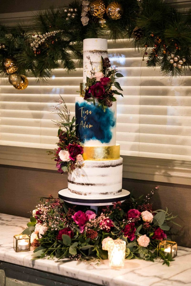 Wedding Cake Tina OBrien