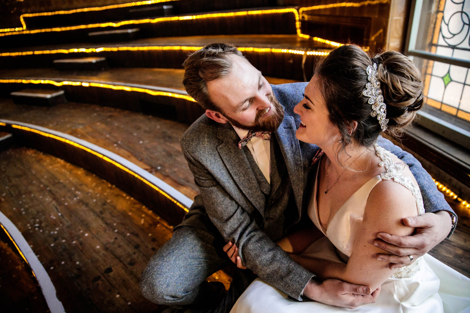 Albert Hall Wedding Photographer