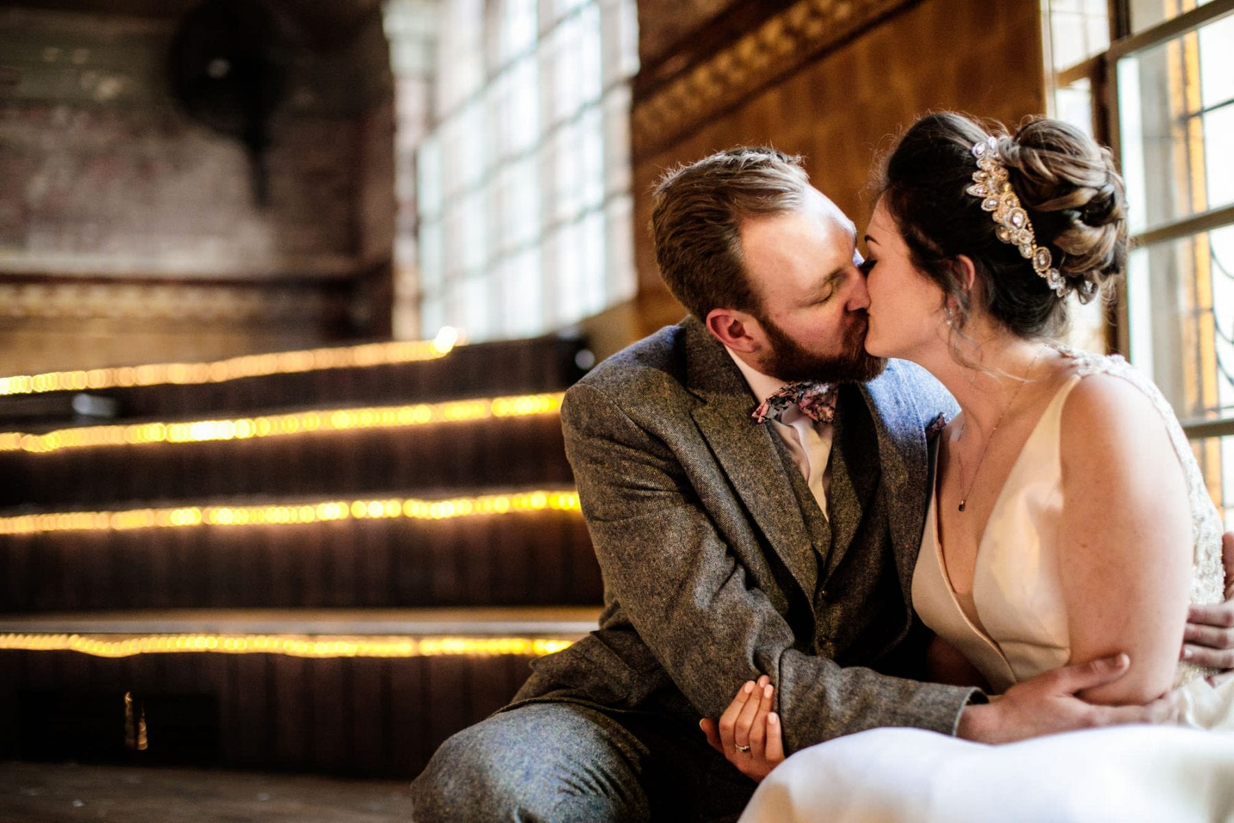 Albert Hall Wedding Photographs