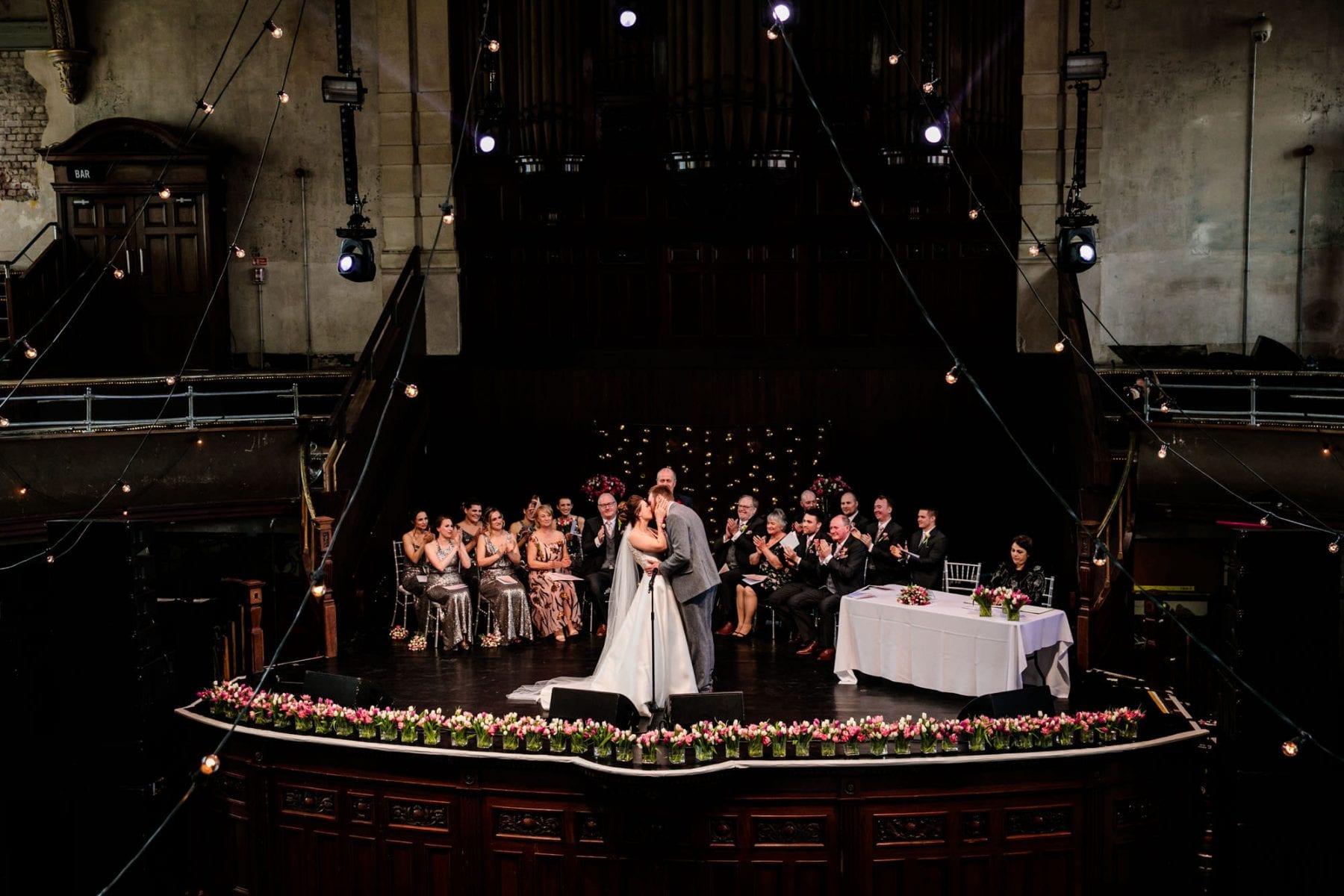Wedding Albert Hall