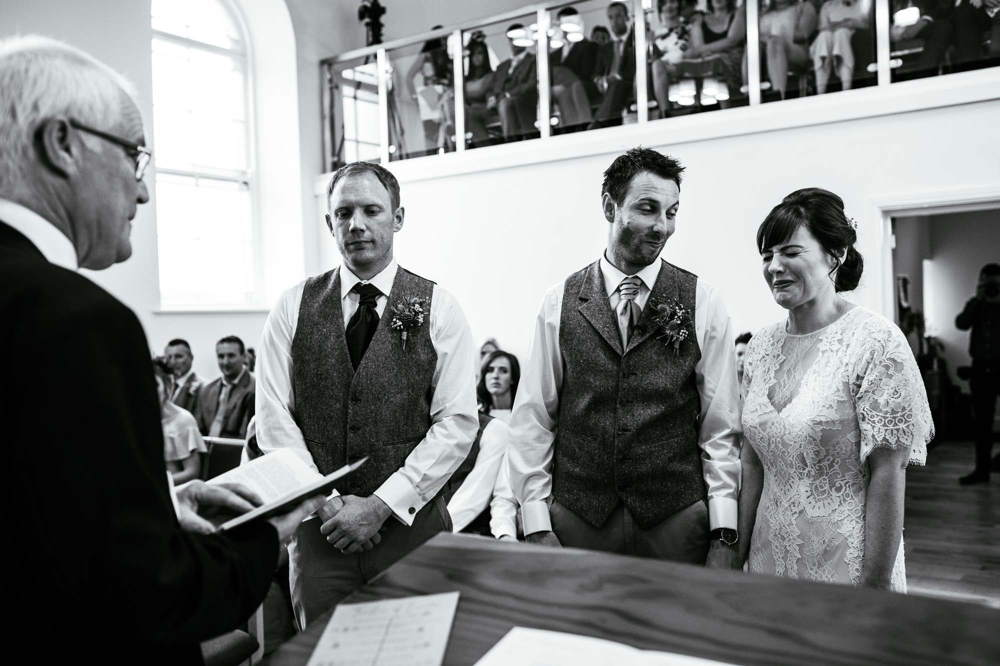 Capel Wedding North Wales