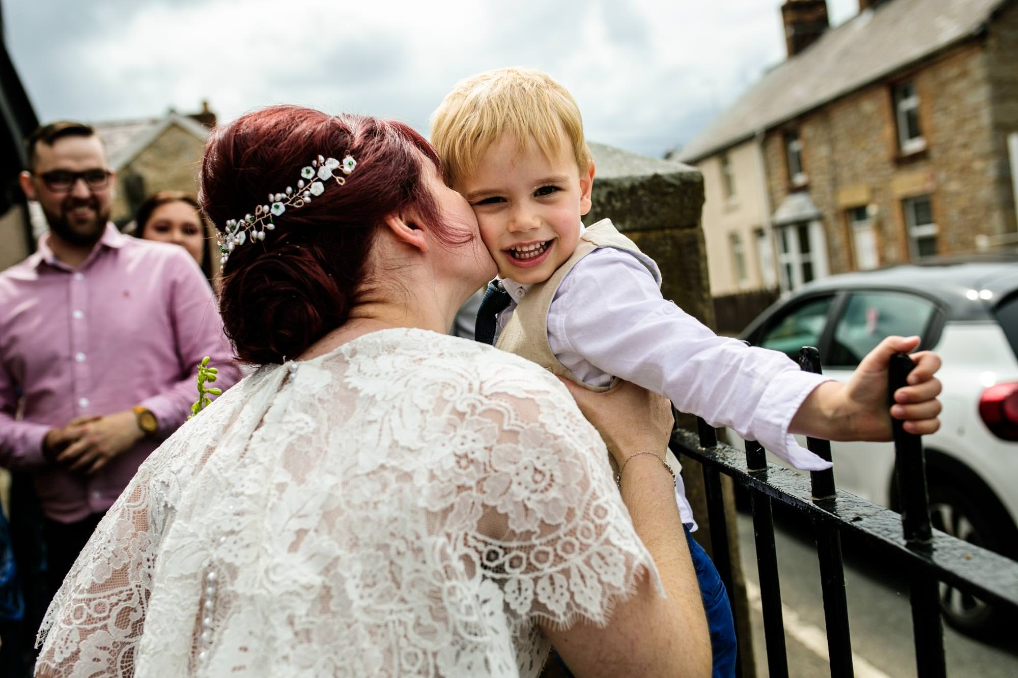 Colourful Wedding Photos Wrexham