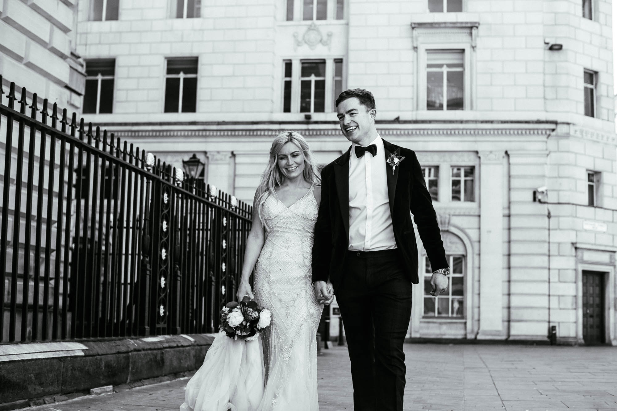 Creative Wedding Photographs Liverpool