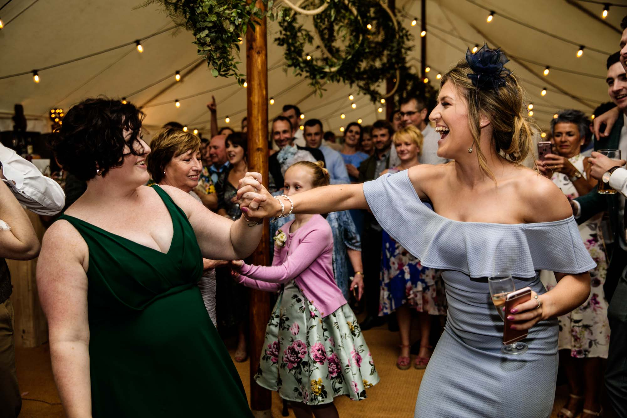 Fun Wedding Photography North Wales