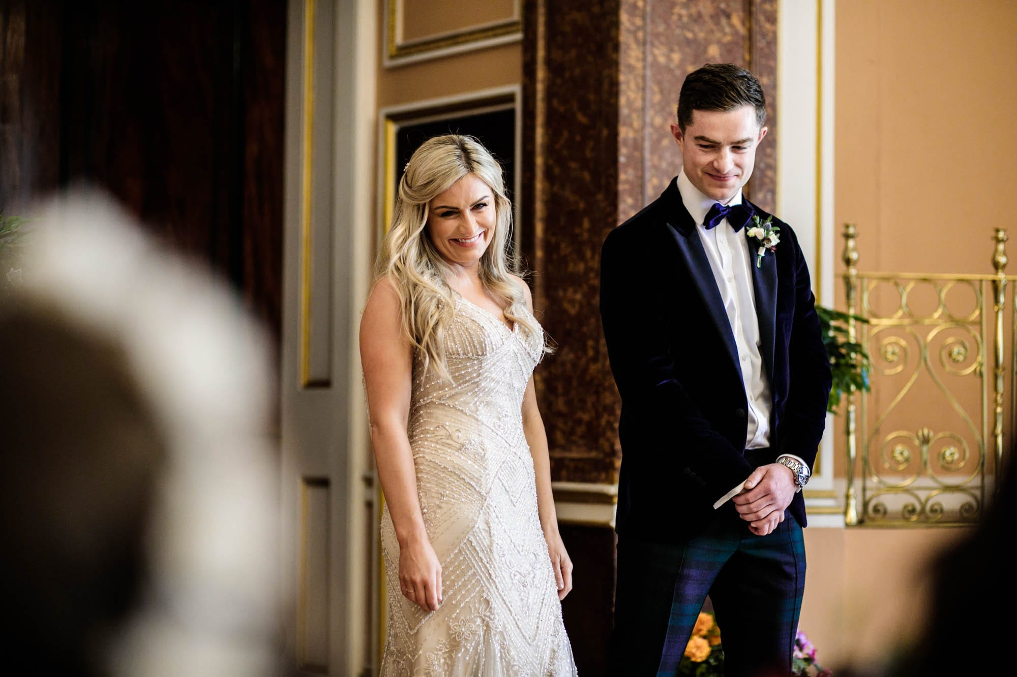 Liverpool Town Hall Wedding Photographs