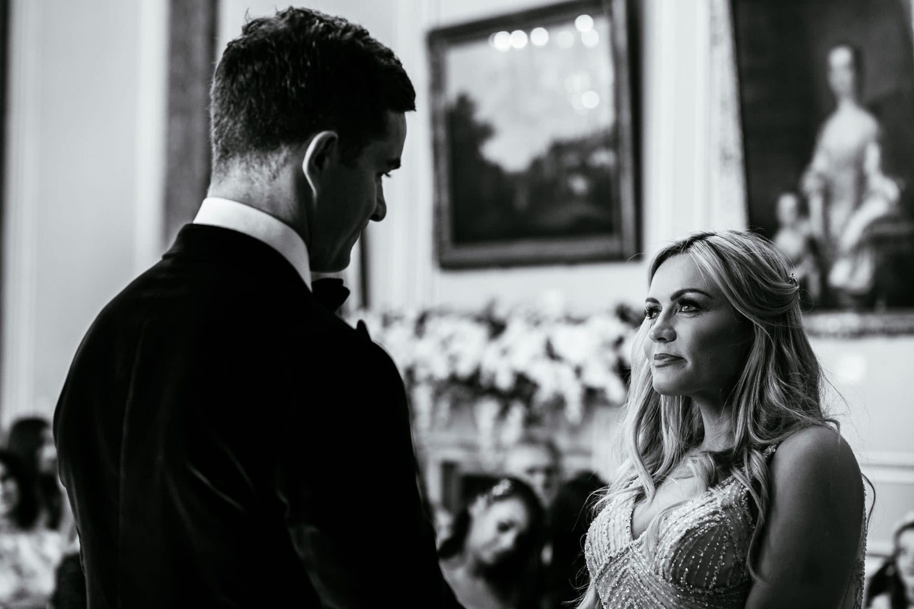 Natural Wedding Photographer Liverpool Town Hall