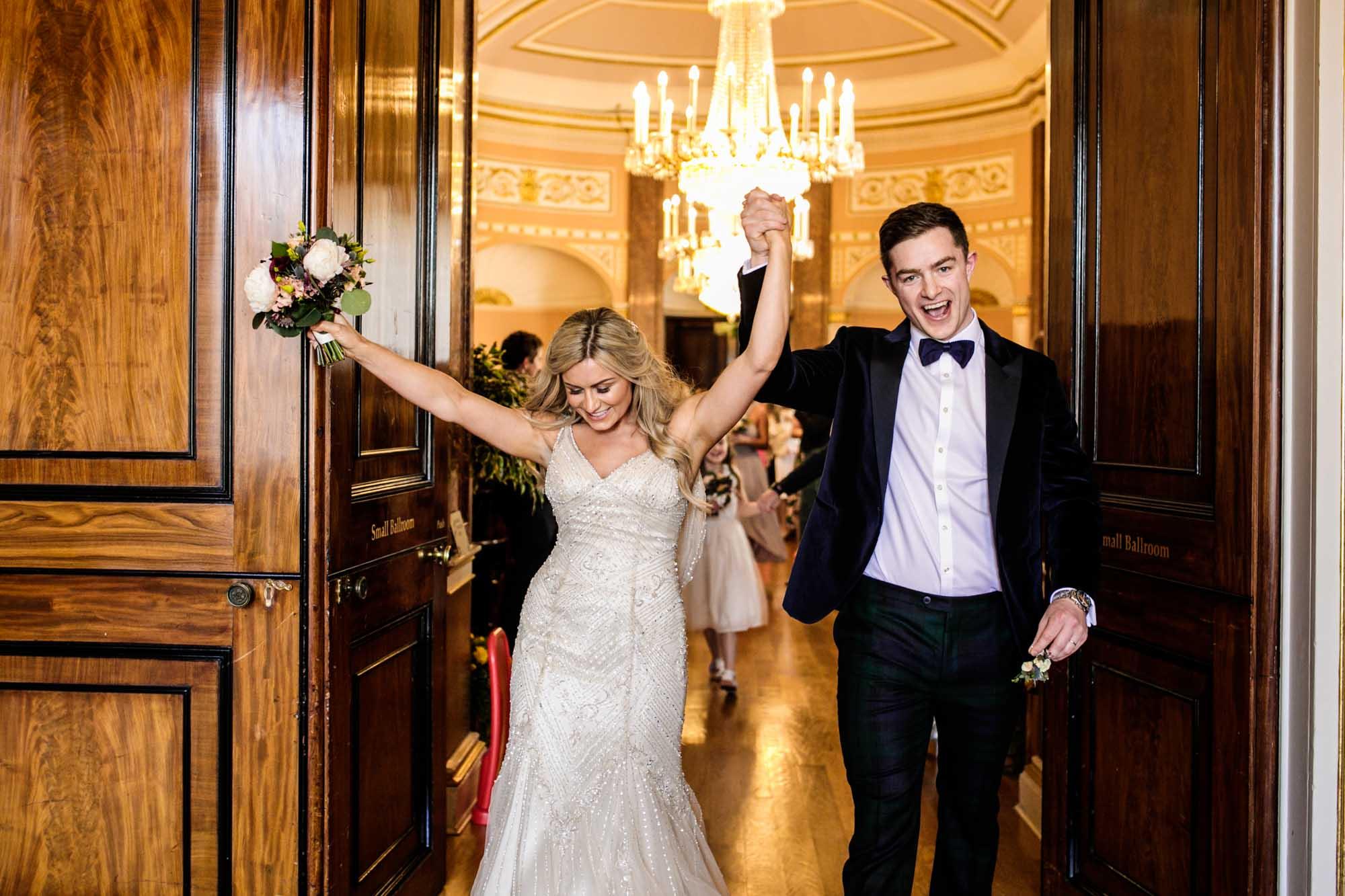 Wedding Photographer Liverpool Town Hall