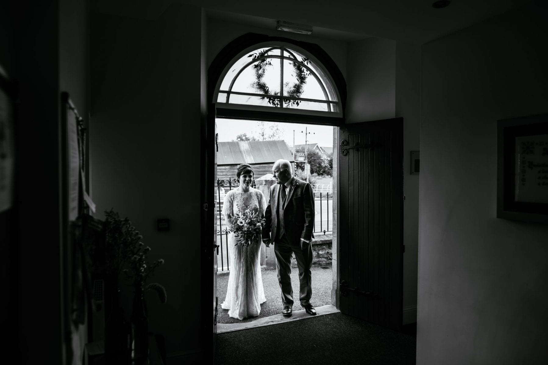 Welsh Capel Wedding