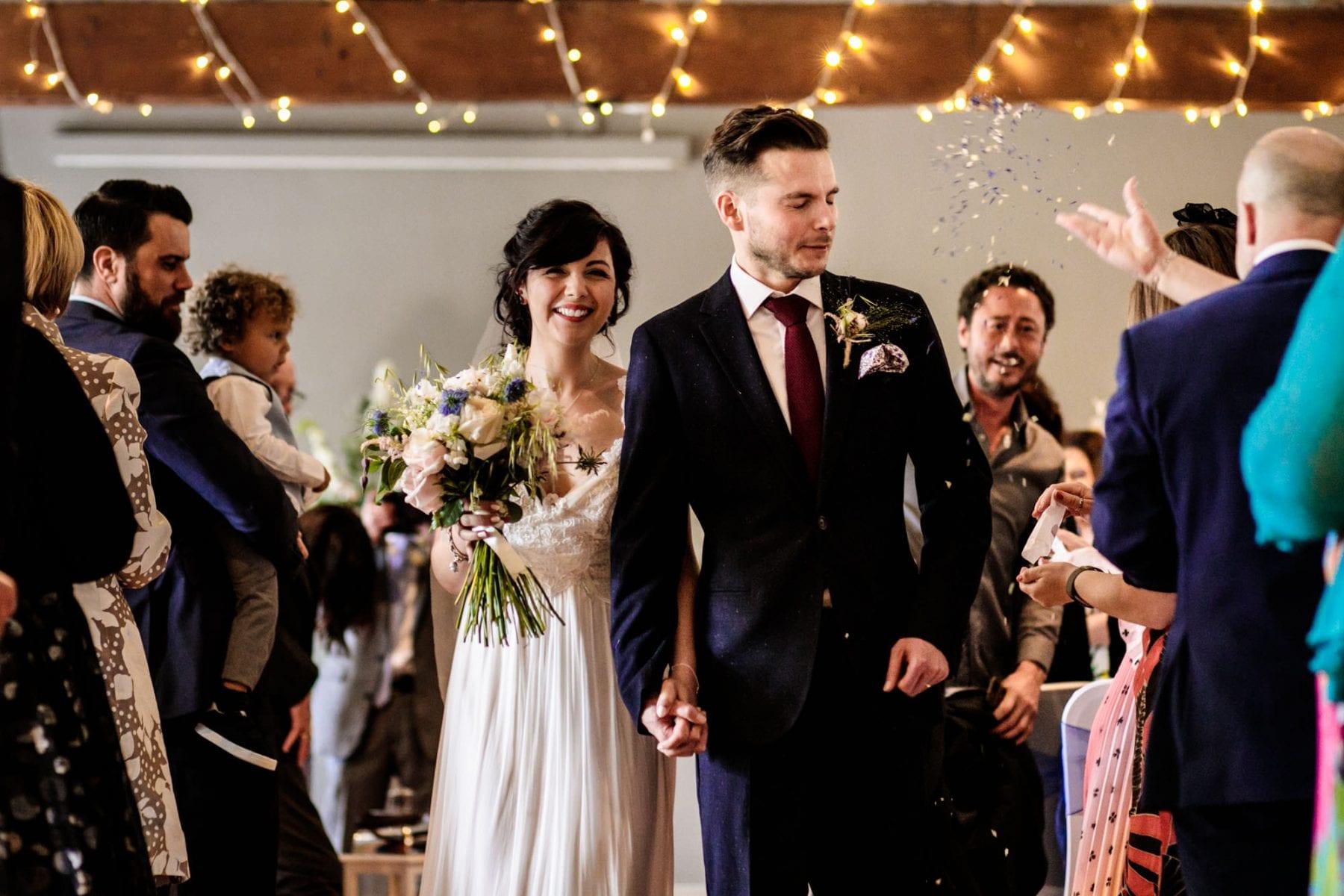 Castlefield Rooms Manchester Wedding