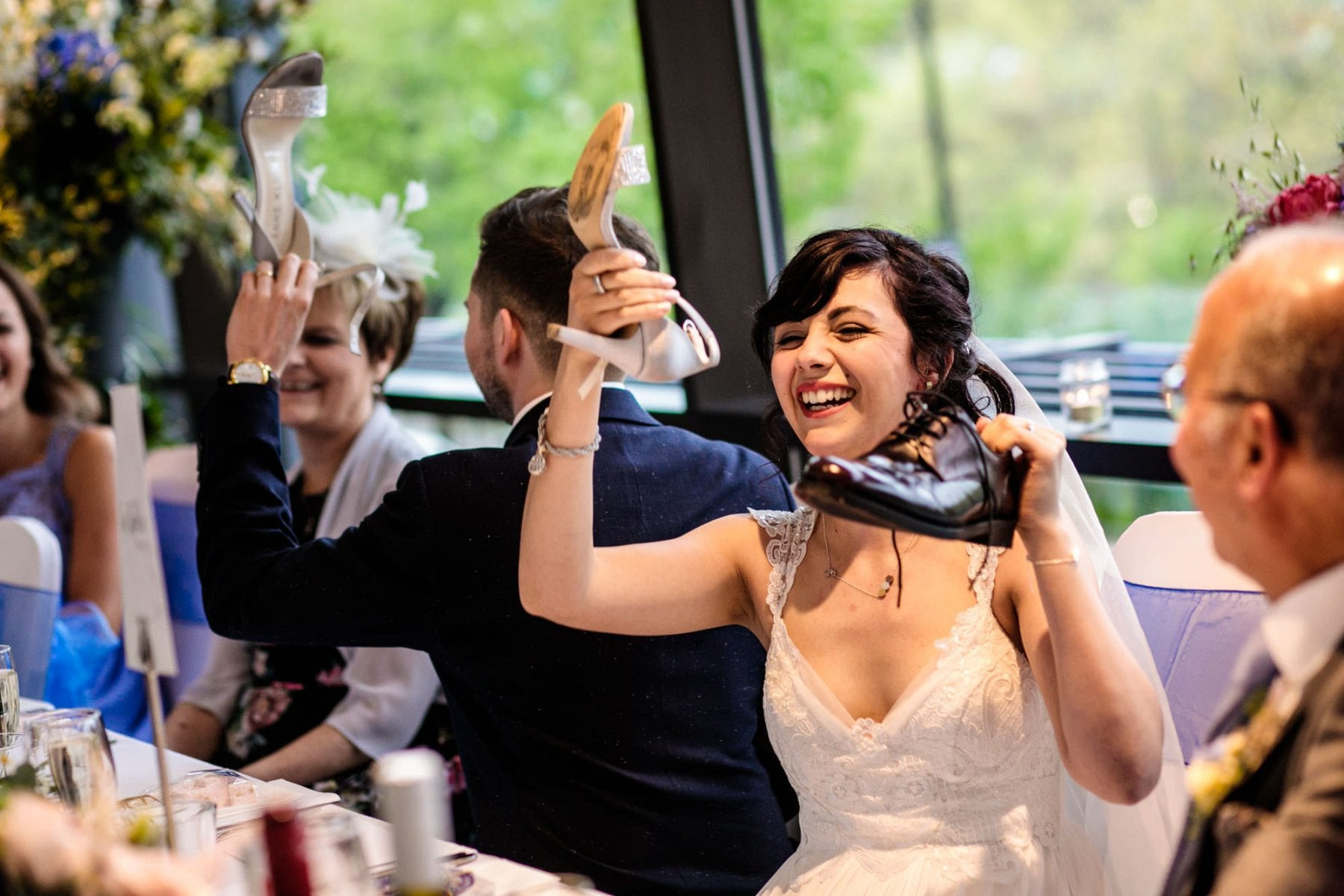 Castlefield Rooms Natural Wedding Photographer