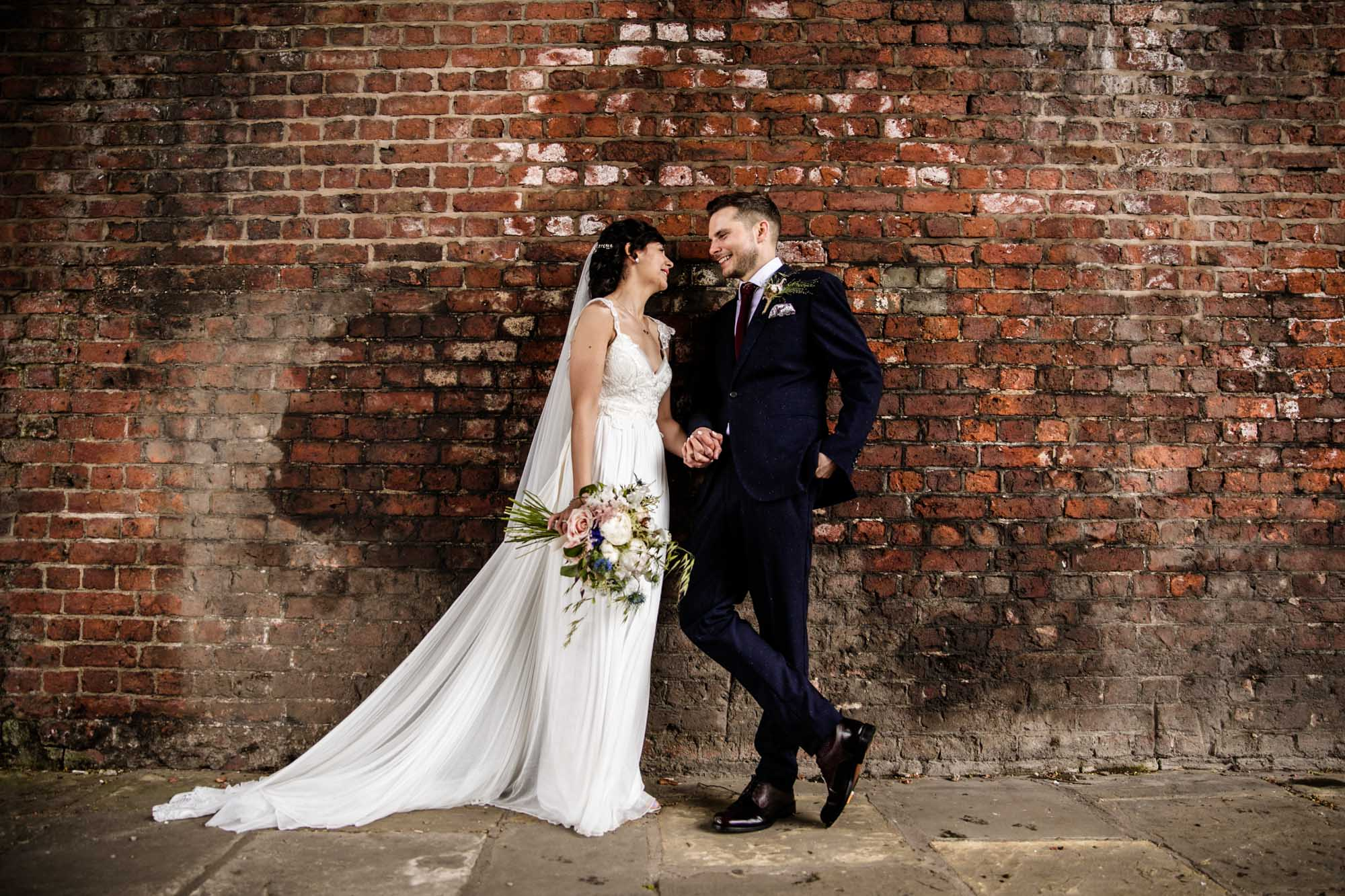 Castlefield Rooms Wedding Photographer
