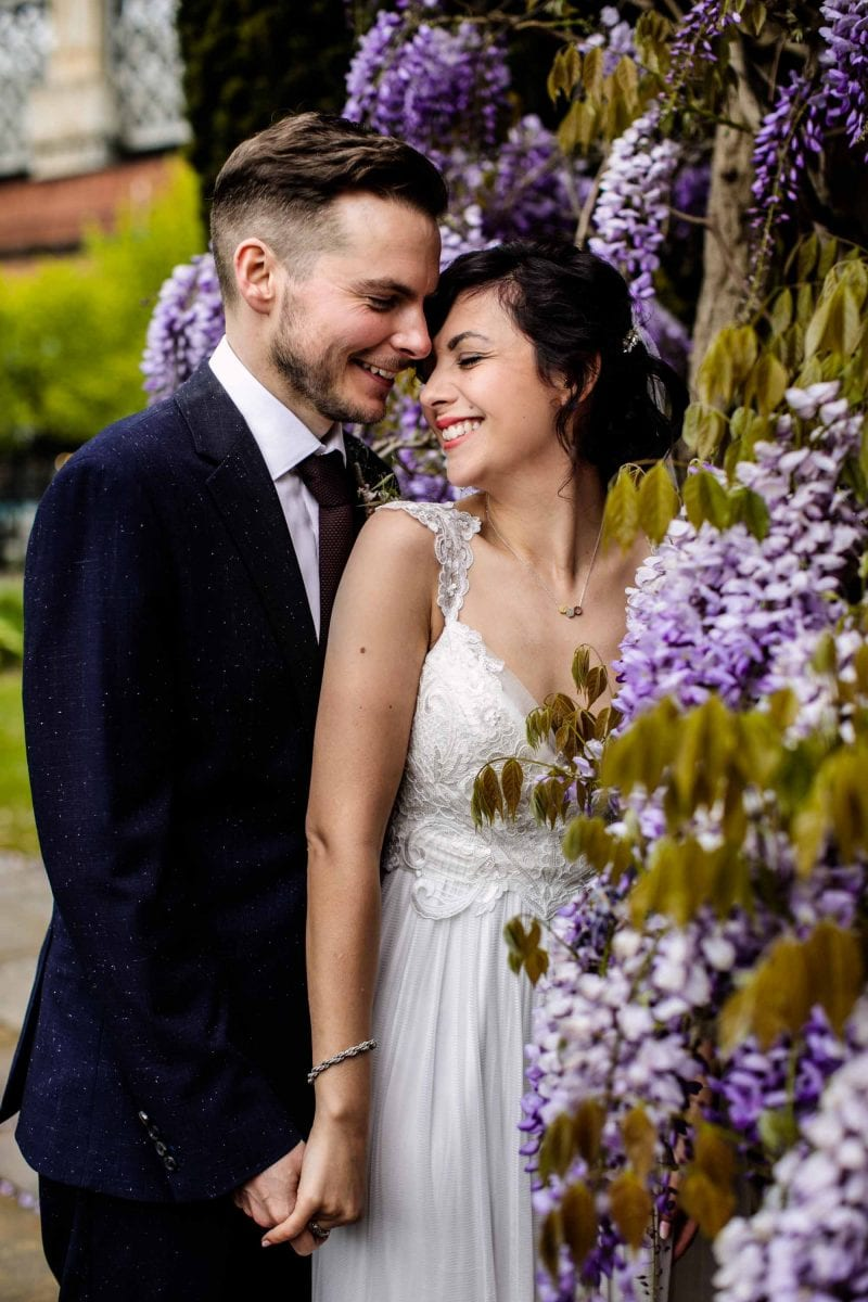 Castlefield Rooms Wedding Photography
