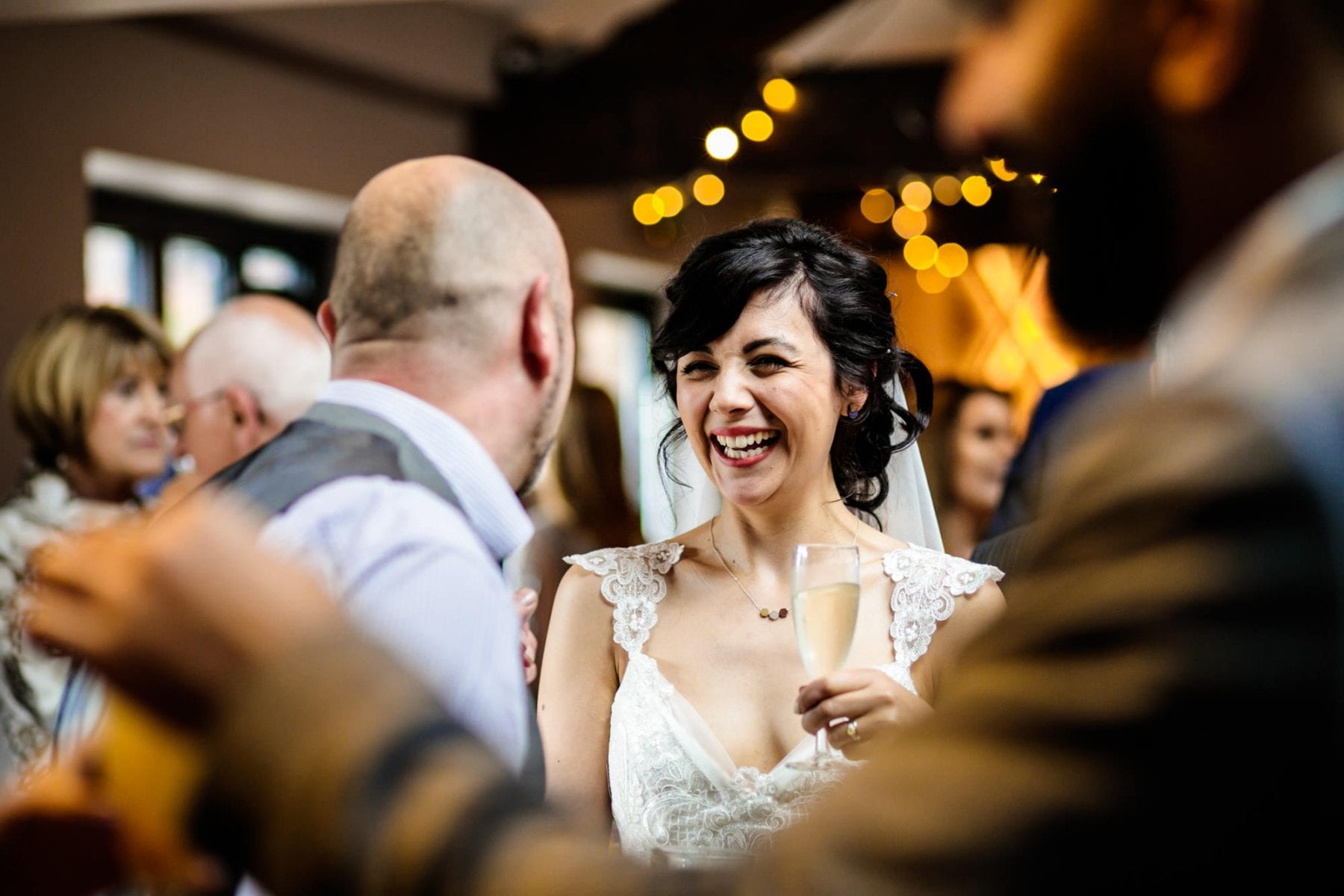 Documentary Wedding Photographer Castlefield Rooms