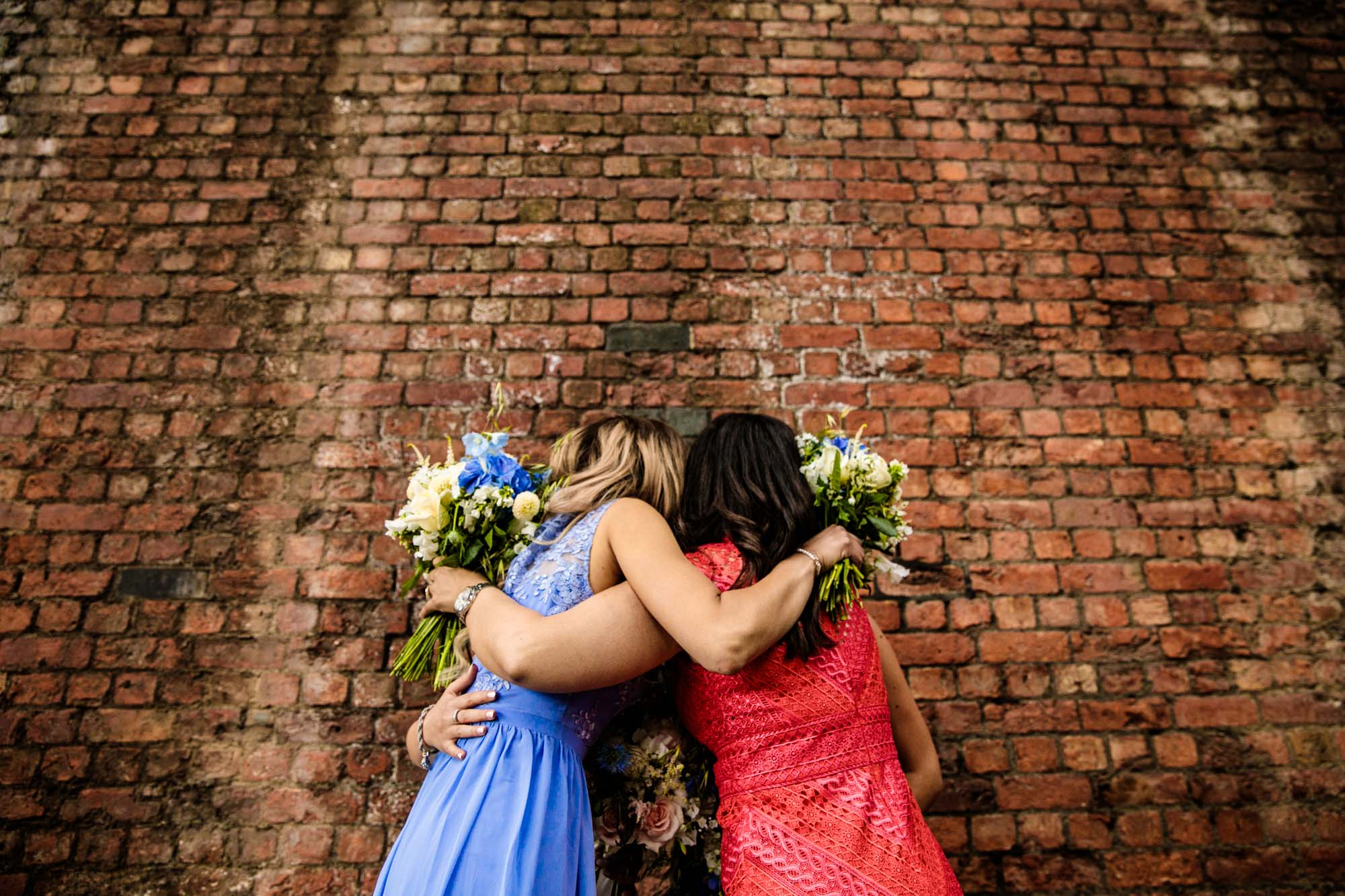 Documentary Wedding Photographs Castlefield Rooms