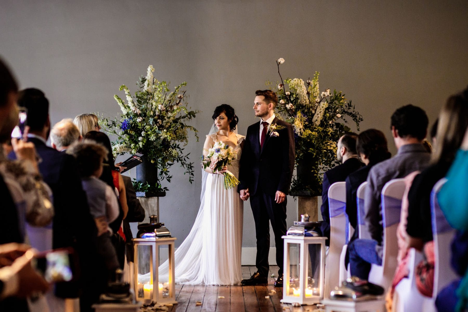 Wedding Castlefield Rooms Manchester