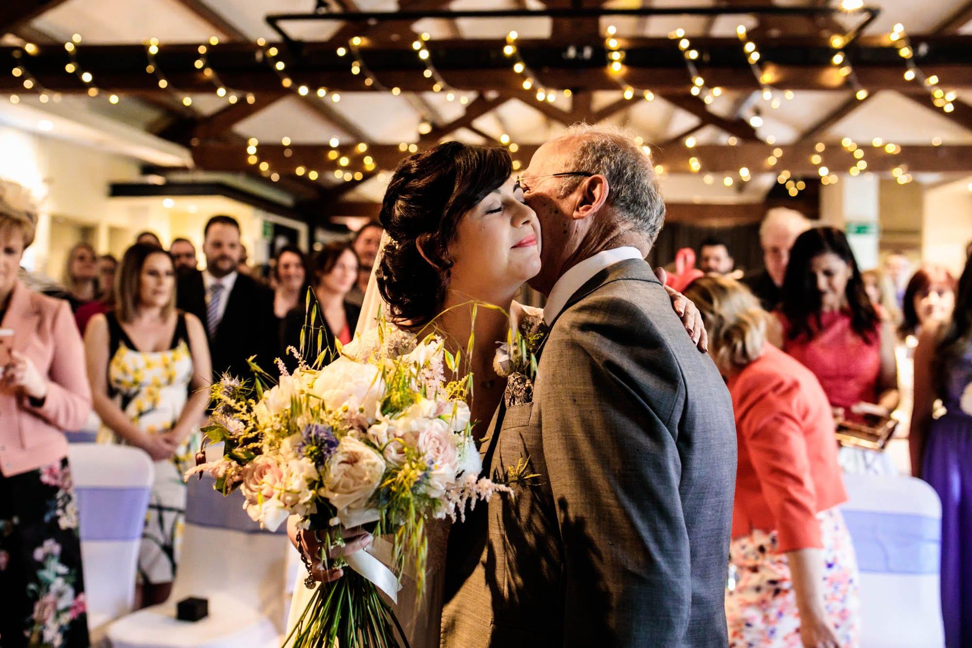 Wedding Ceremony Castlefield Rooms