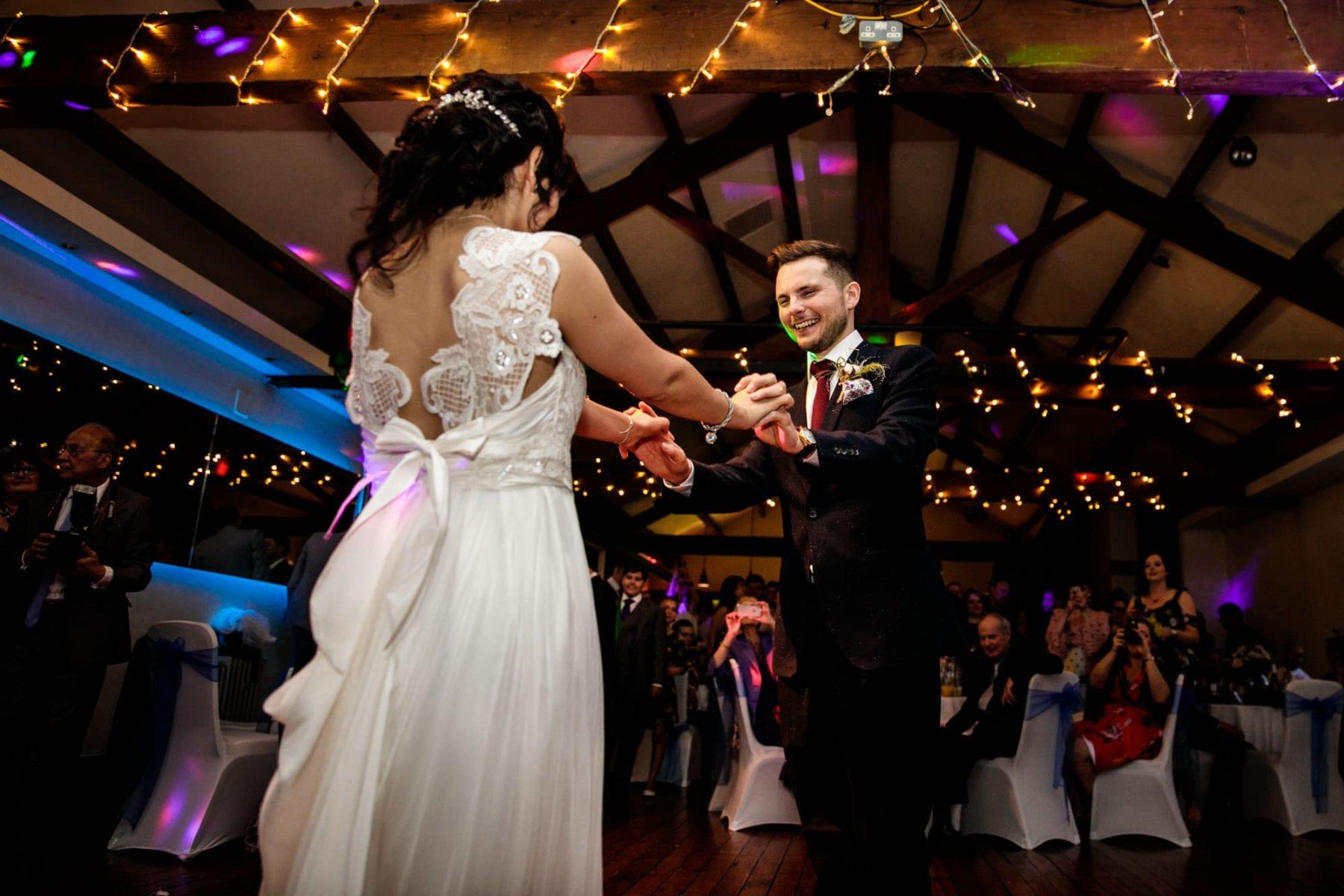 Wedding Photography Castlefield Rooms