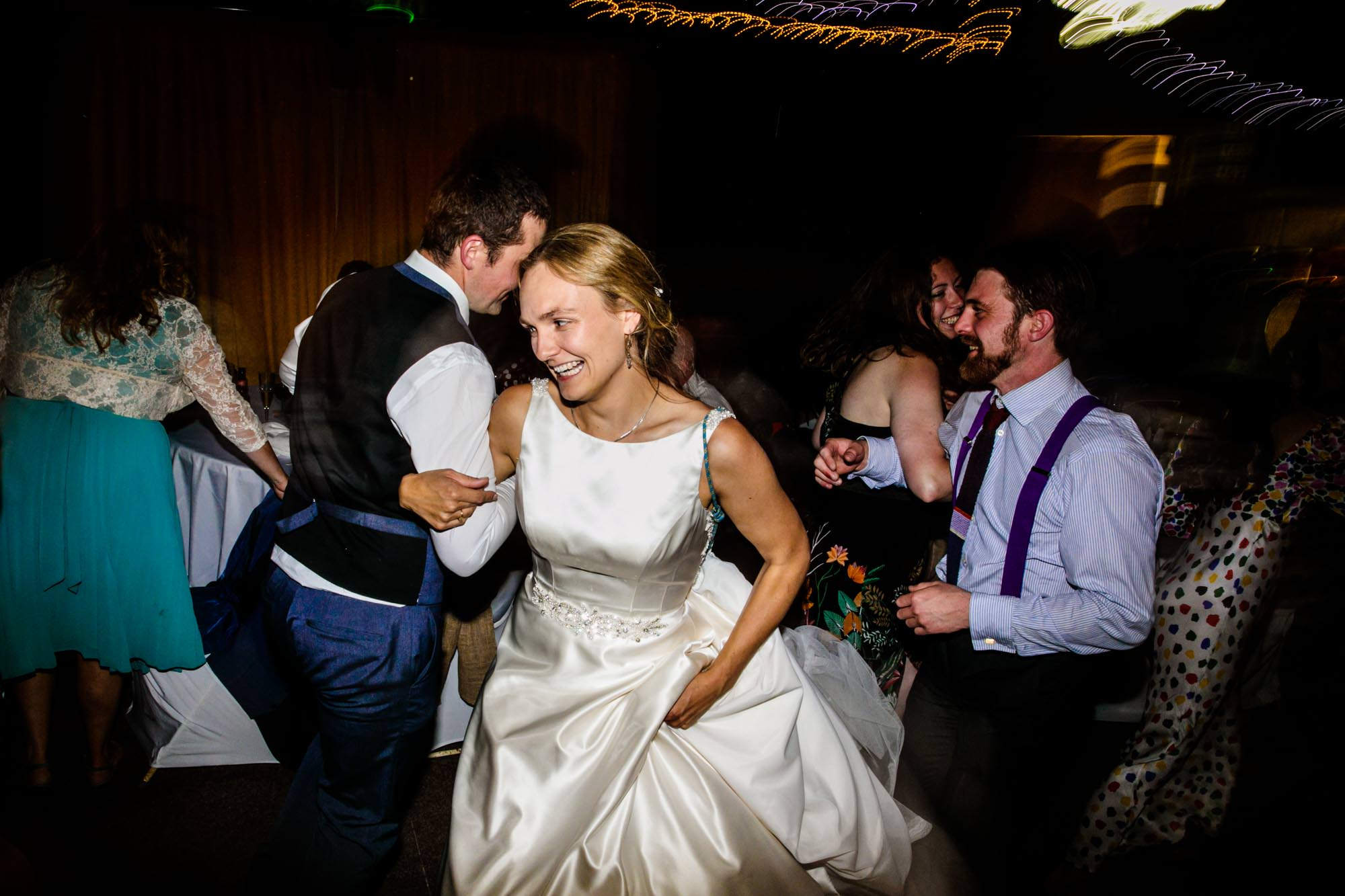 Fun Wedding Photographer Lower Damgate Farm