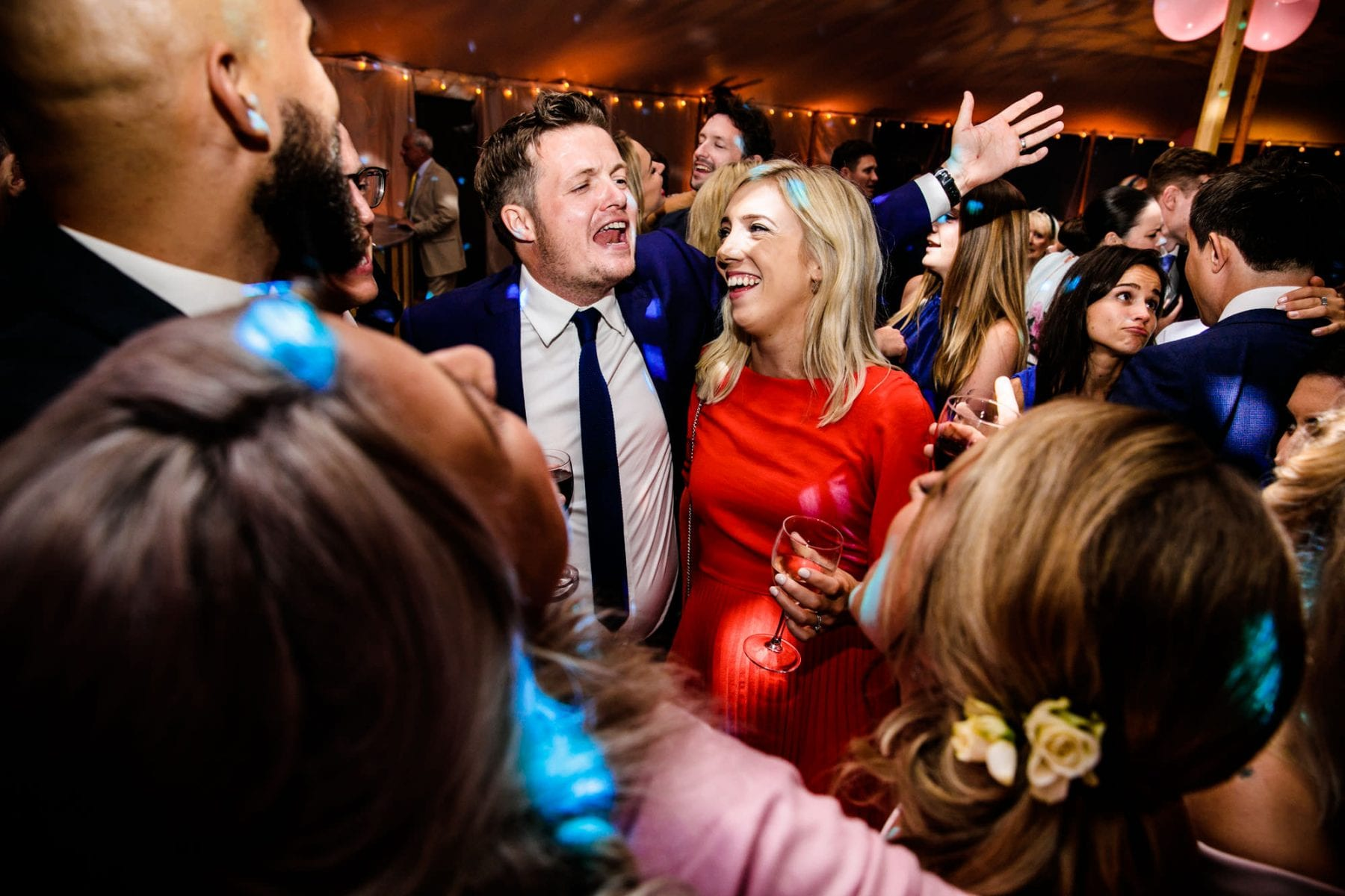 Fun Wedding Photos Cheshire