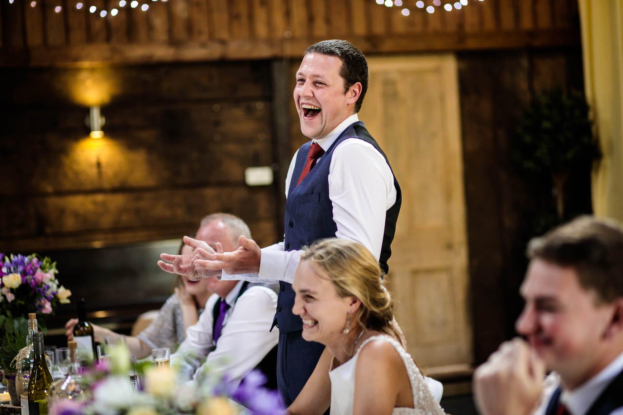 Lower Damgate Farm Documentary Wedding Photographer