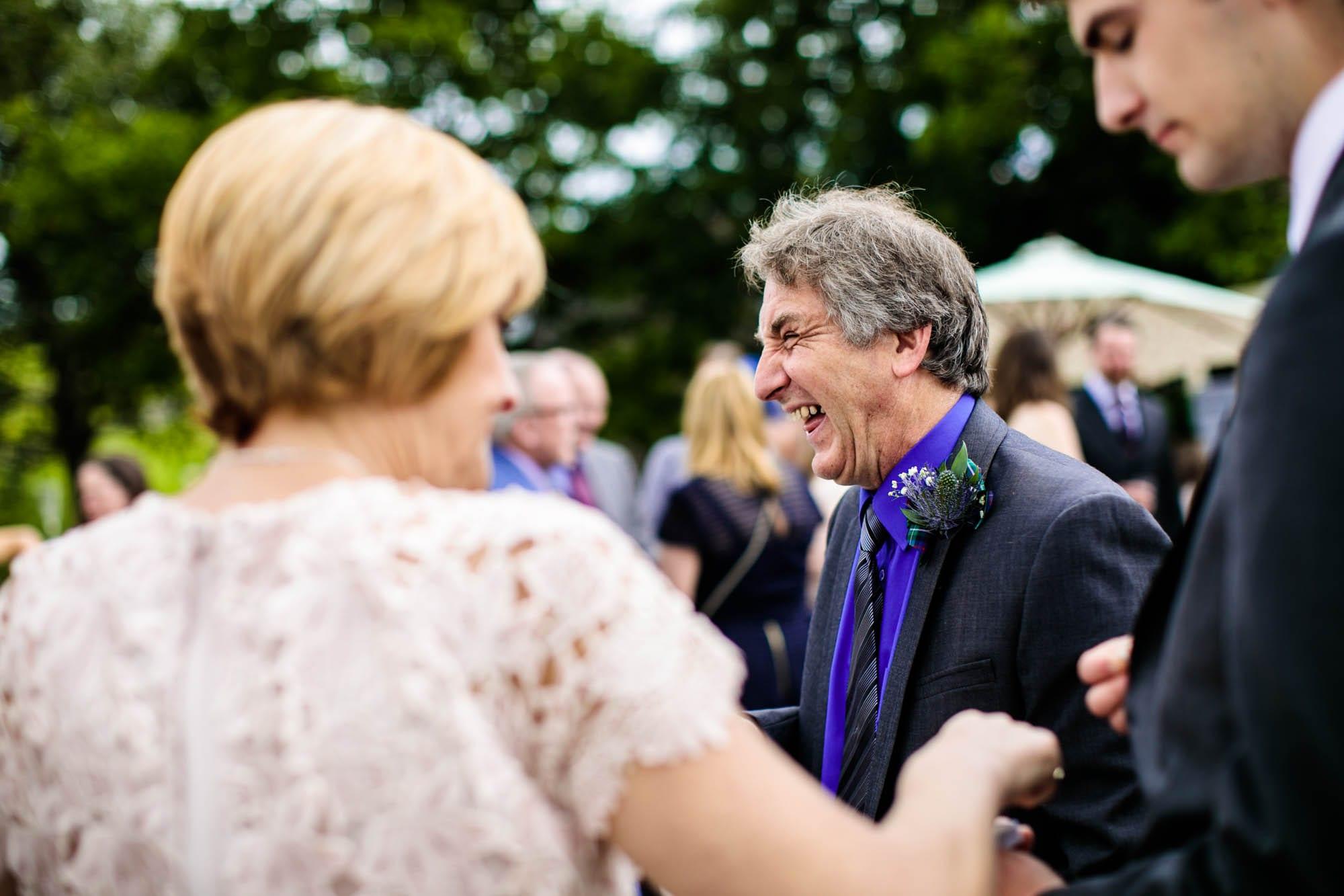 Lower Damgate Farm Documentary Wedding Photographs