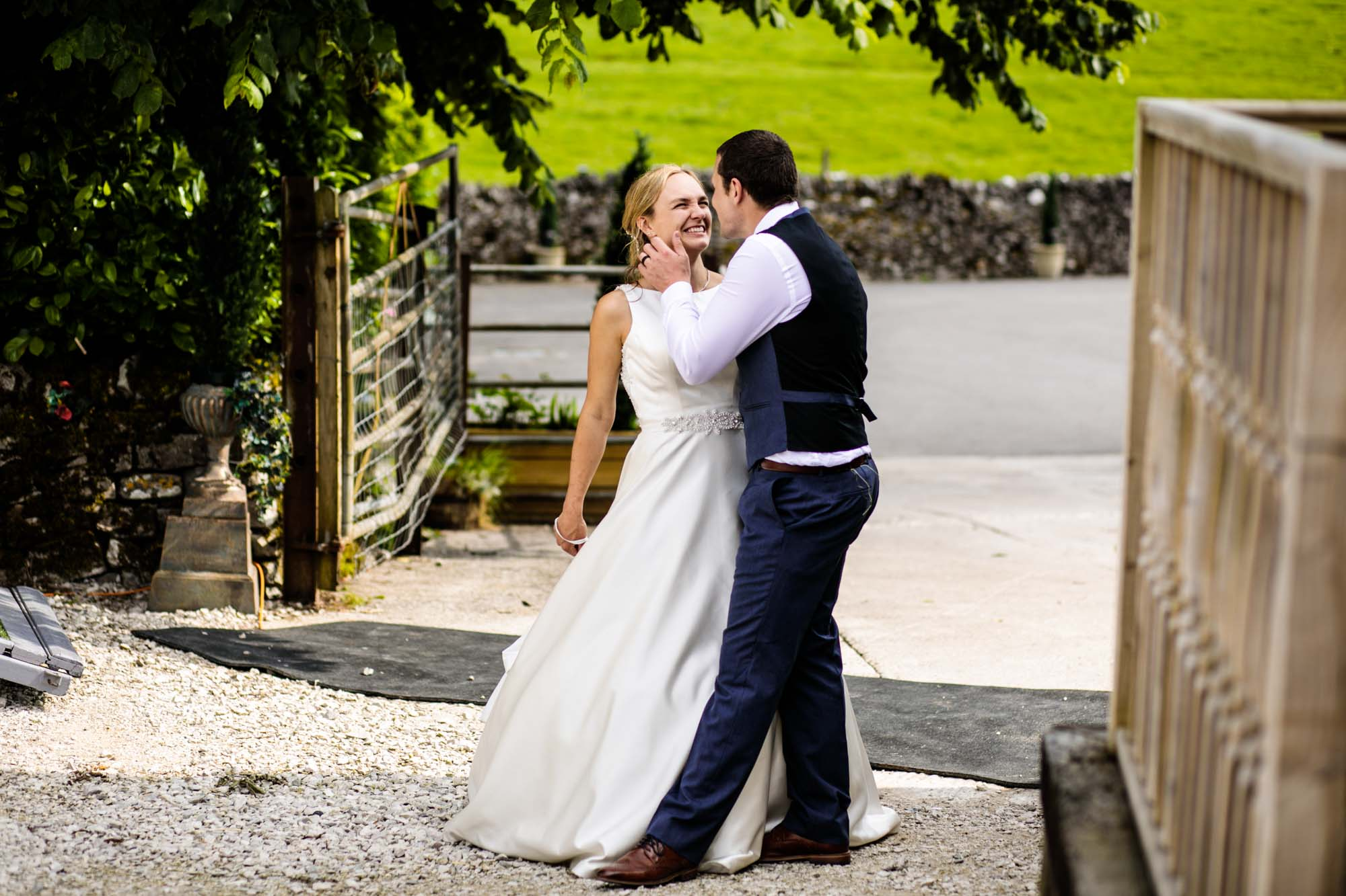 Lower Damgate Farm Documentary Wedding Photography