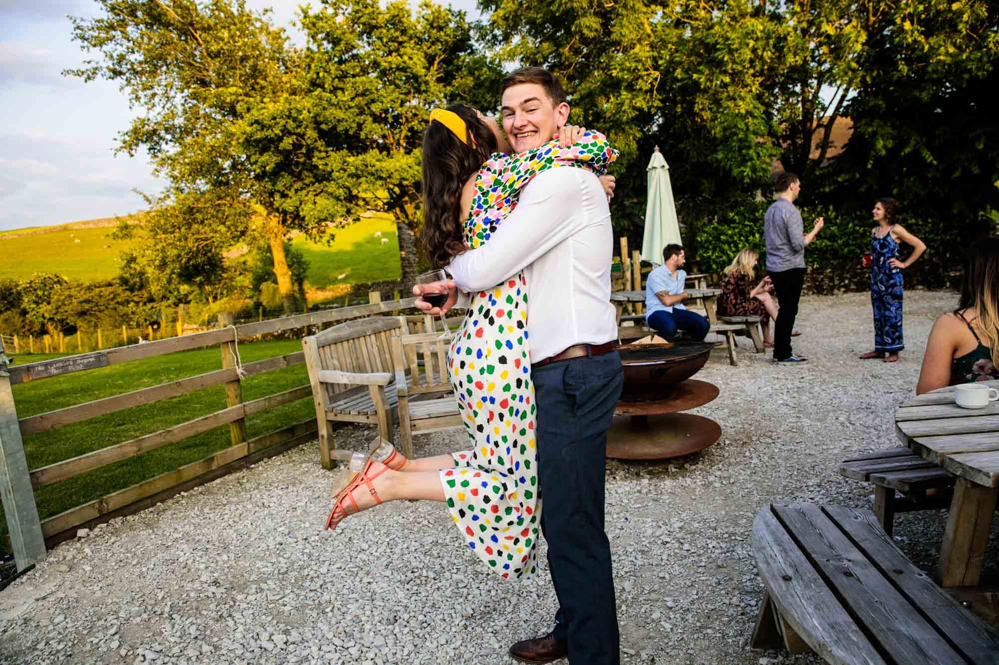 Lower Damgate Farm Real Wedding