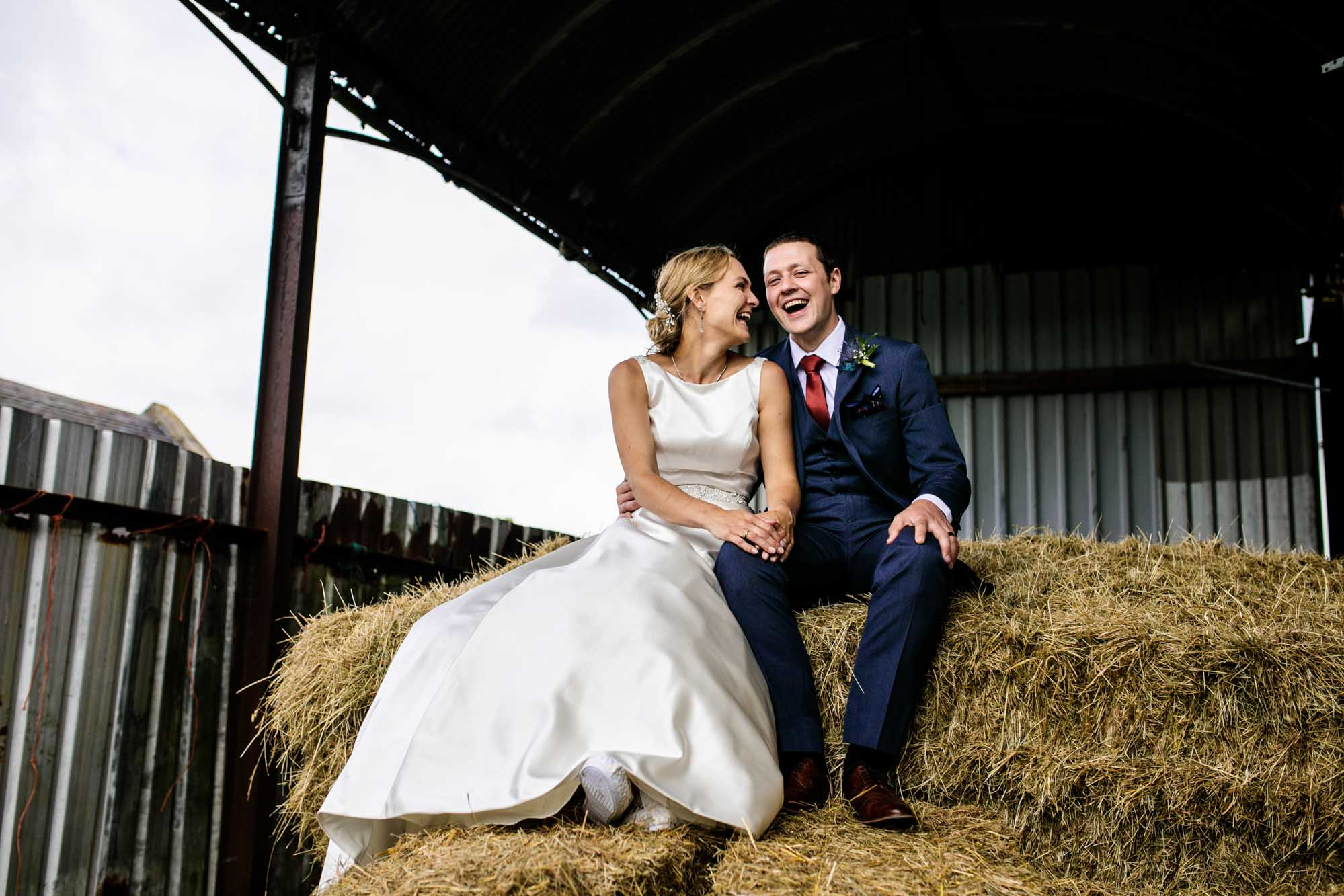 Lower Damgate Farm Wedding Photographer