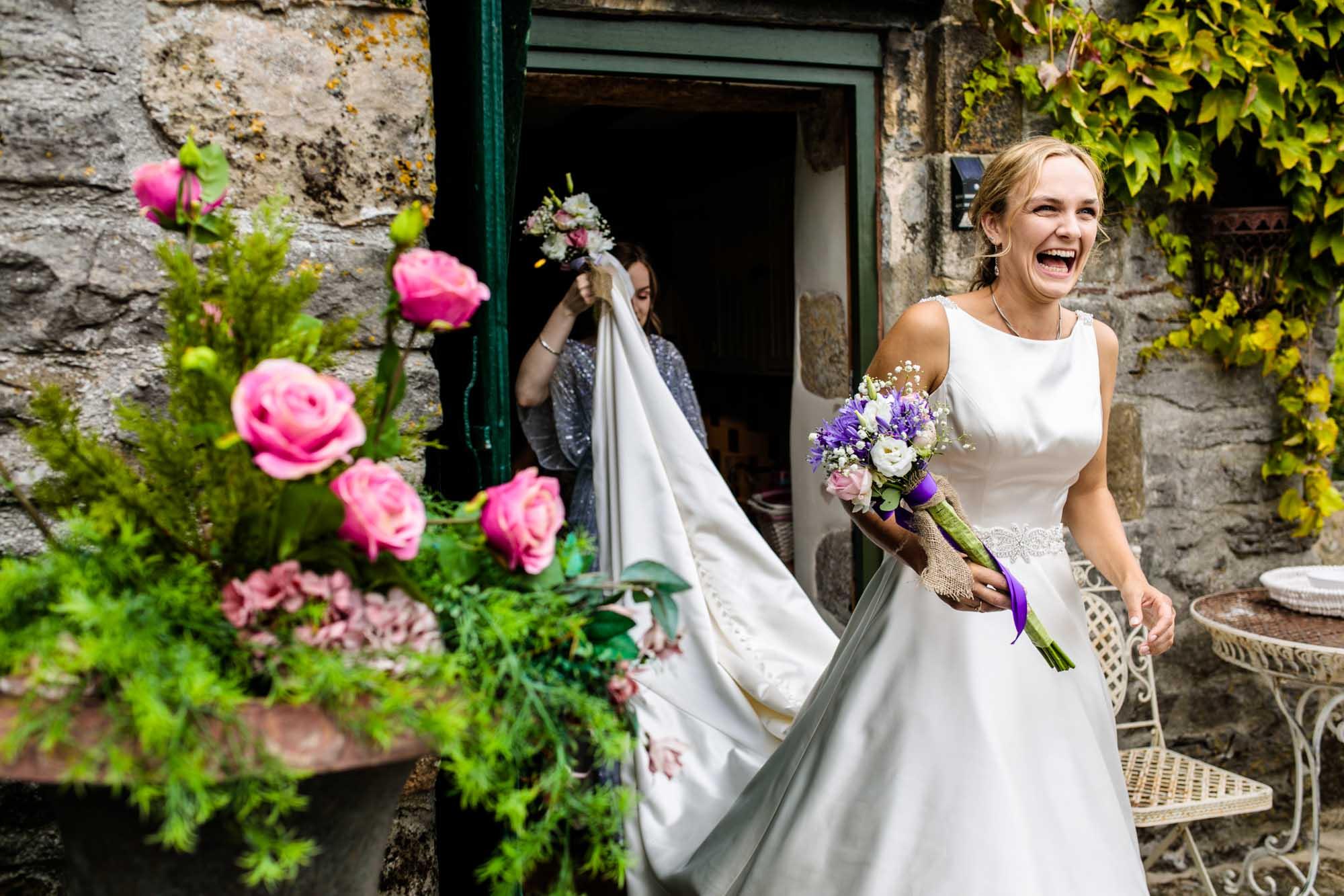 Lower Damgate Farm Wedding
