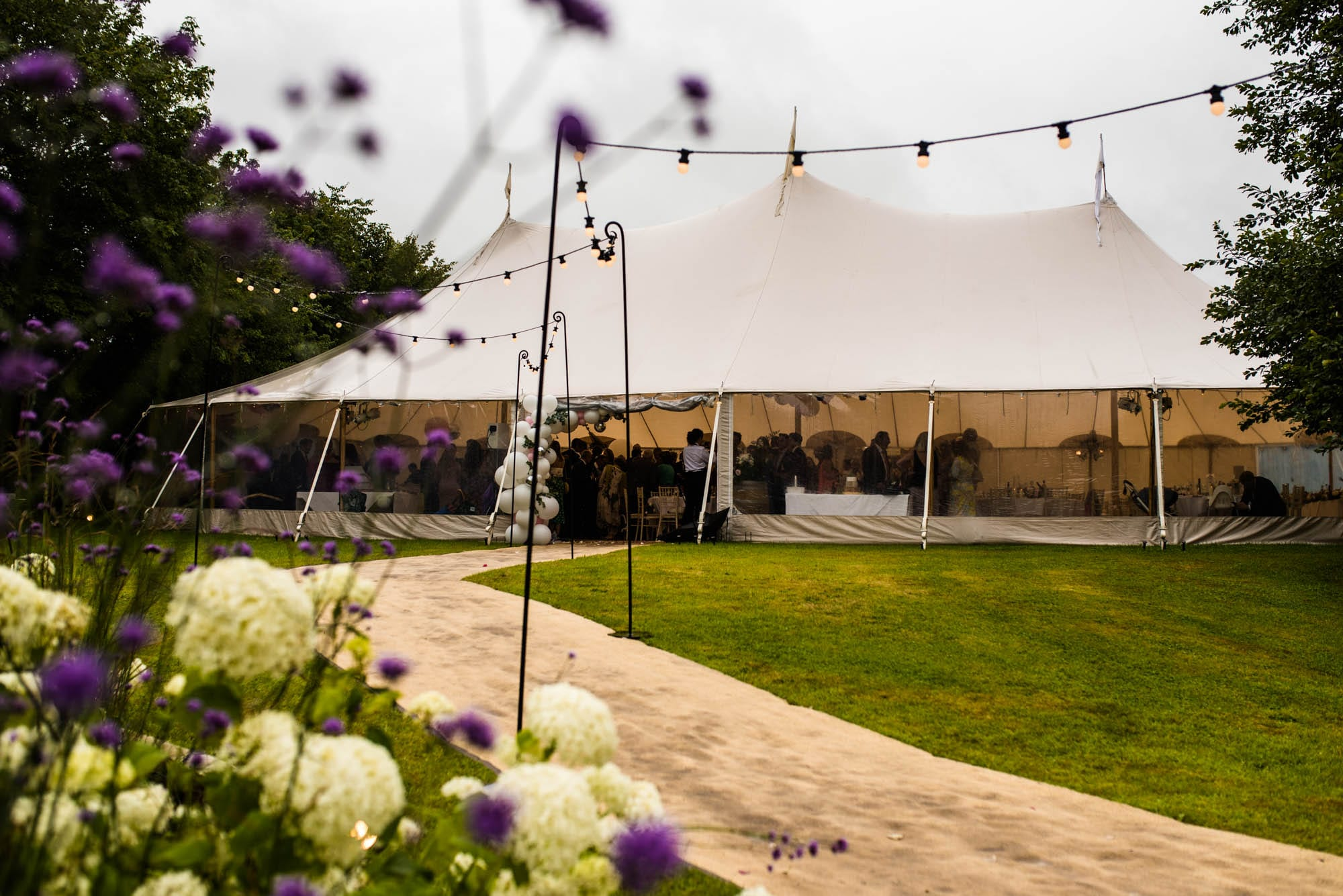 Marquee Wedding Photography Cheshire