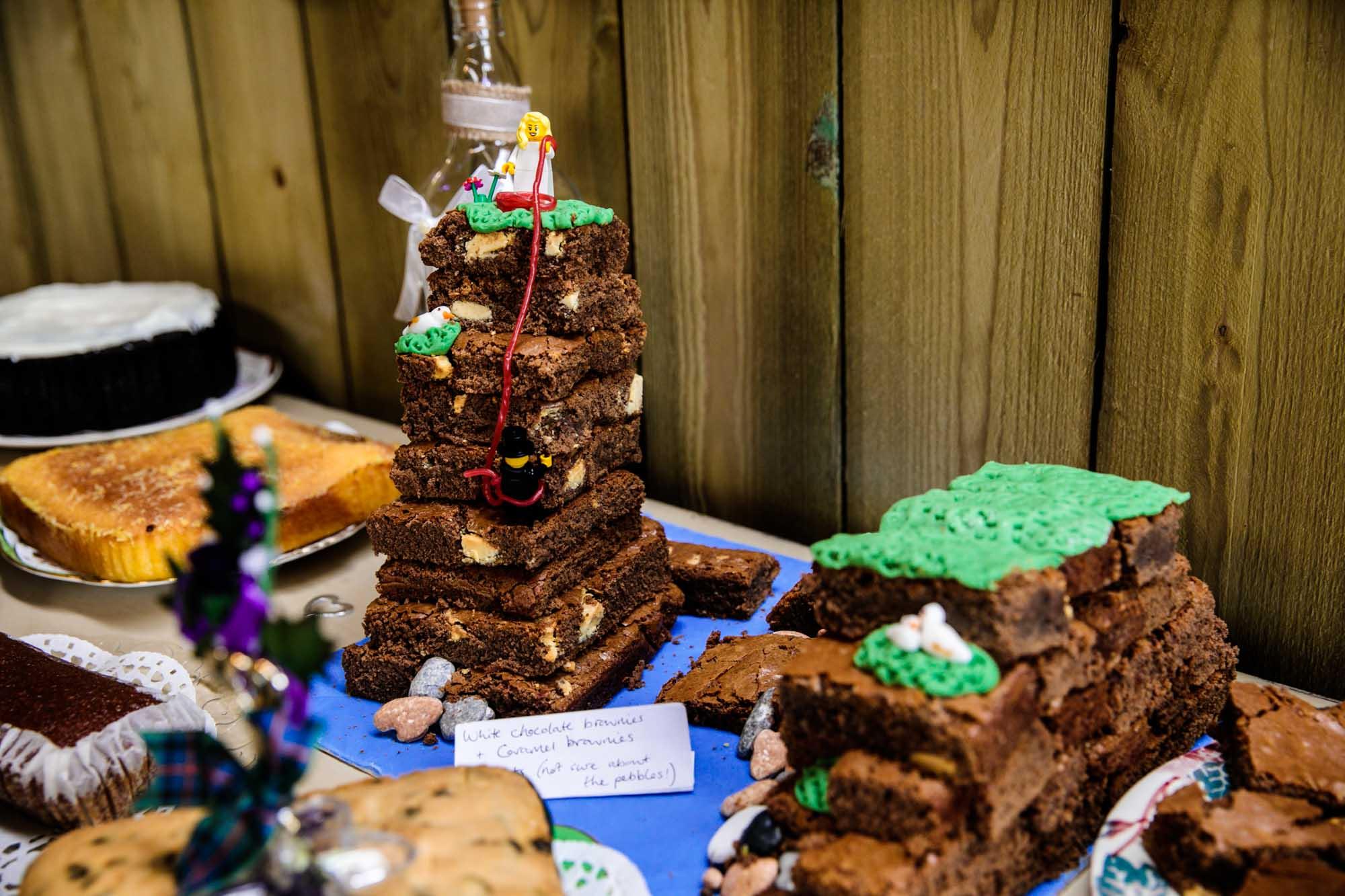 Wedding Cake Lower Damgate Farm
