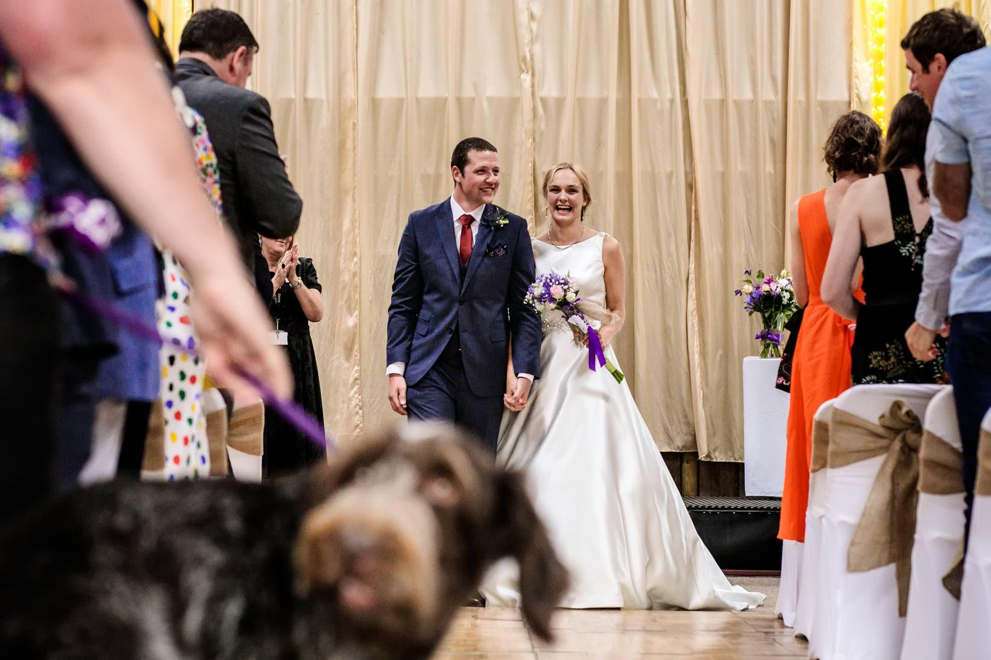 Wedding Ceremonies Lower Damgate Farm