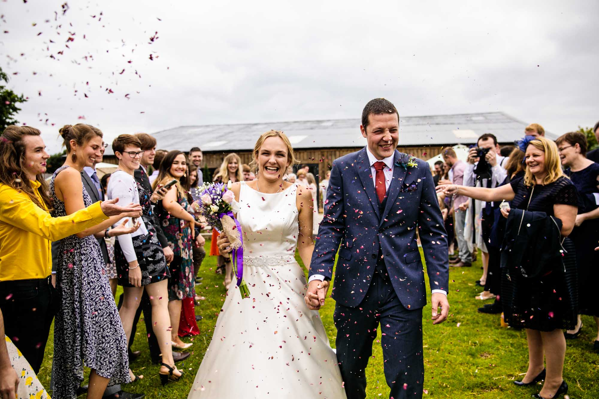 Wedding Photographer Lower Damgate Farm