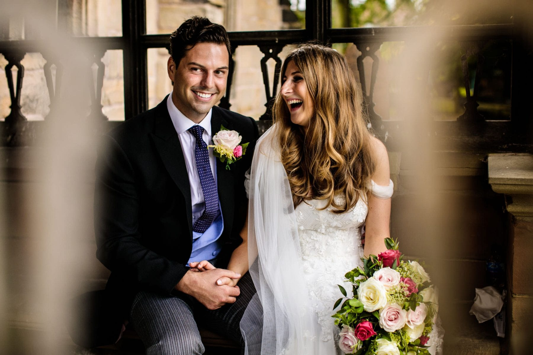 Wedding Photographer St Wilfids Church Mobberley