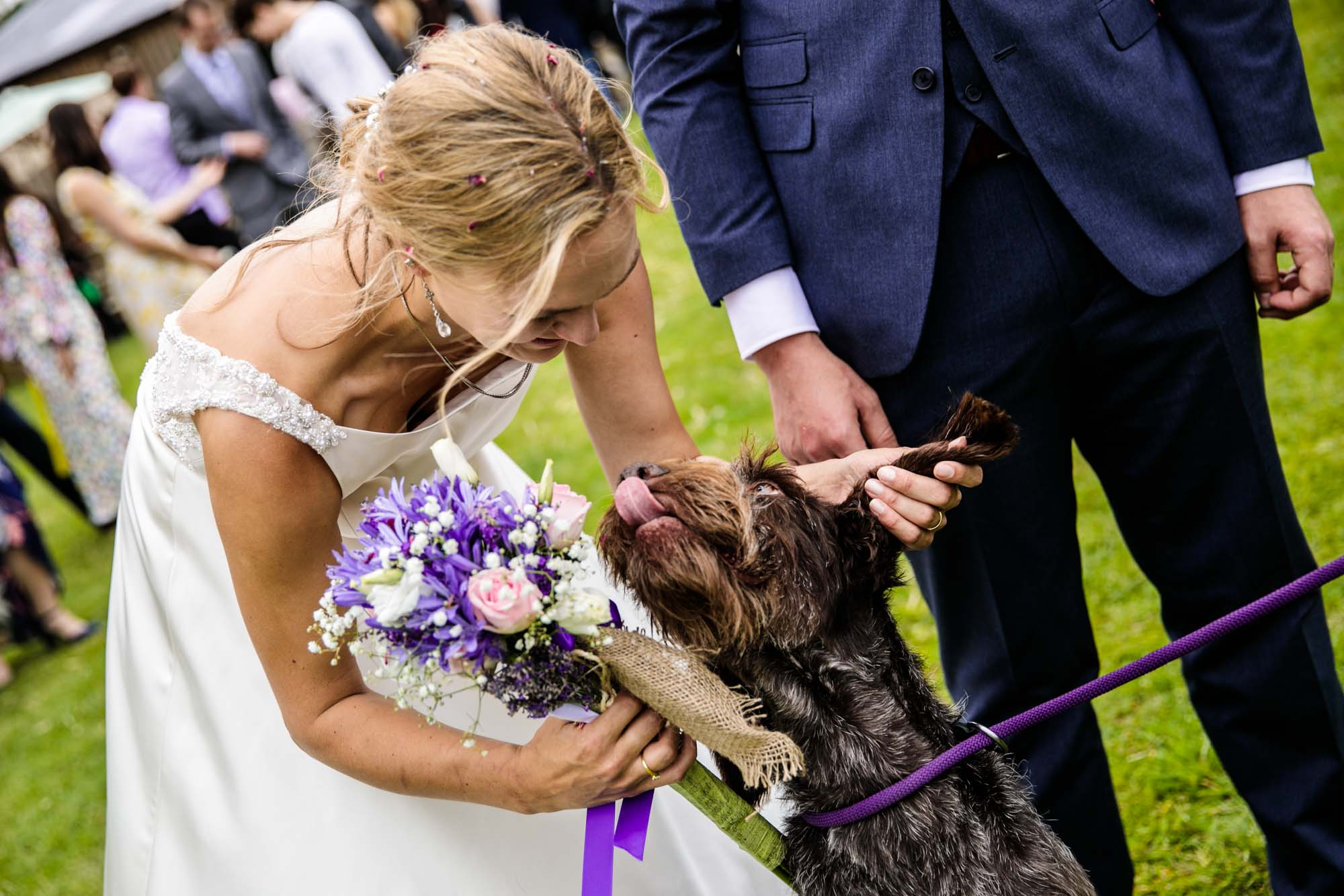 Wedding Photography Lower Damgate Farm