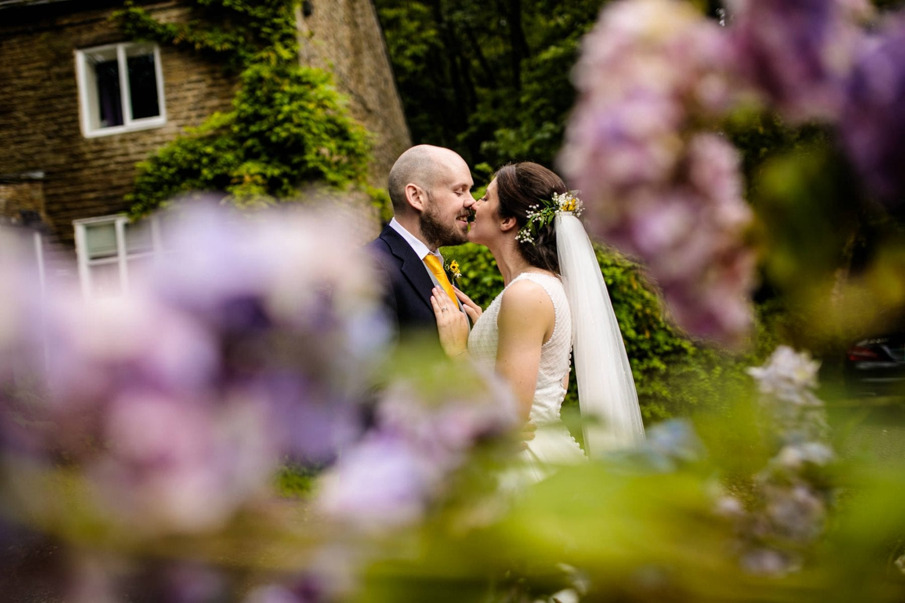 Colourful Wedding Photographs
