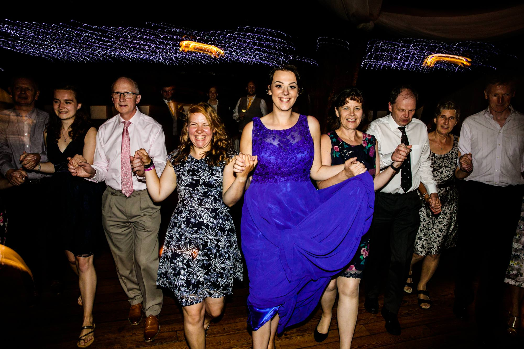 Fun Wedding Photographs Rivington Barn