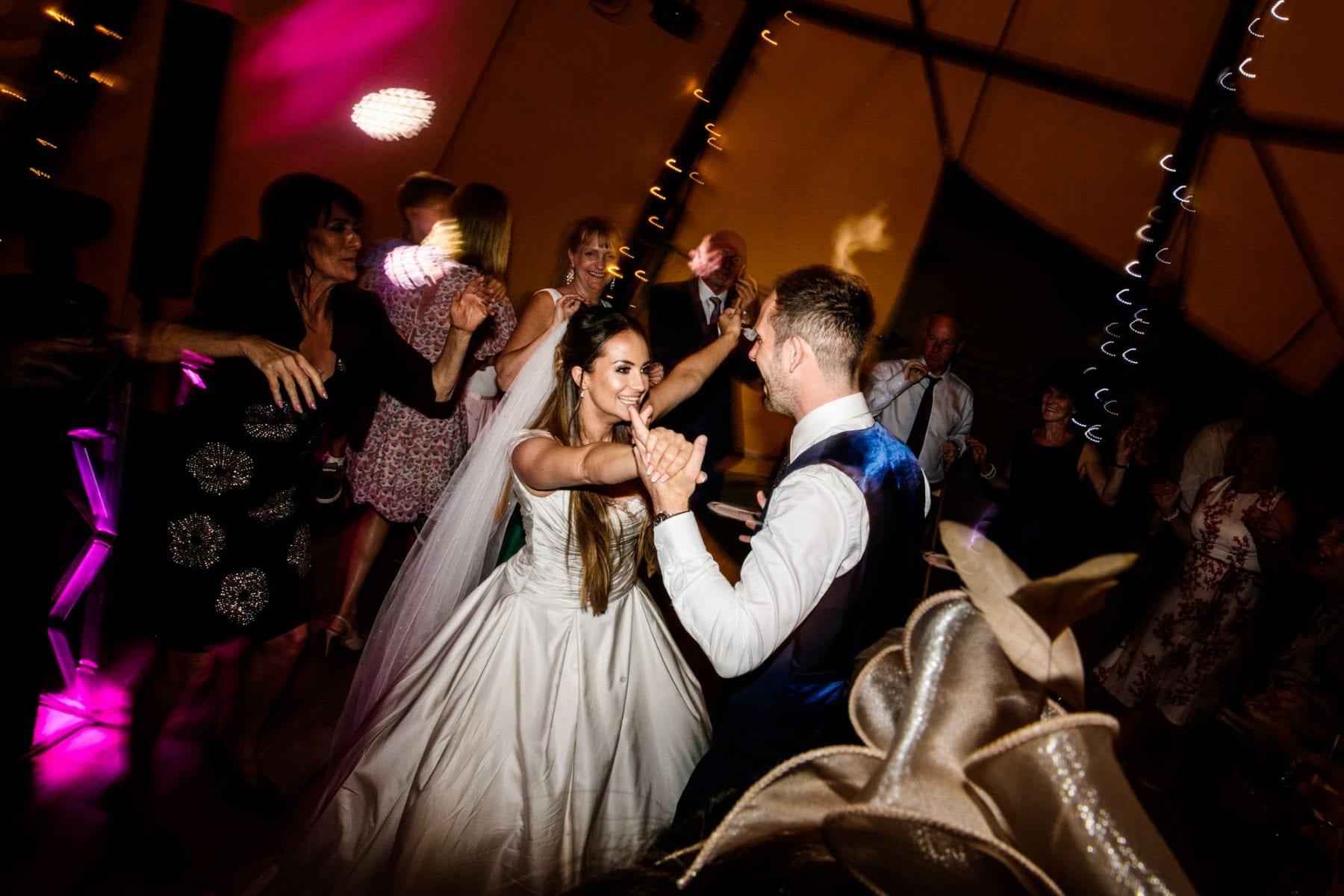 Fun Wedding Photography Penney Fields