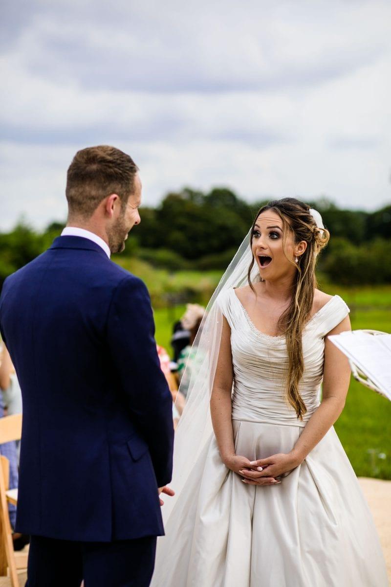 Penney Fields Wedding Ceremony