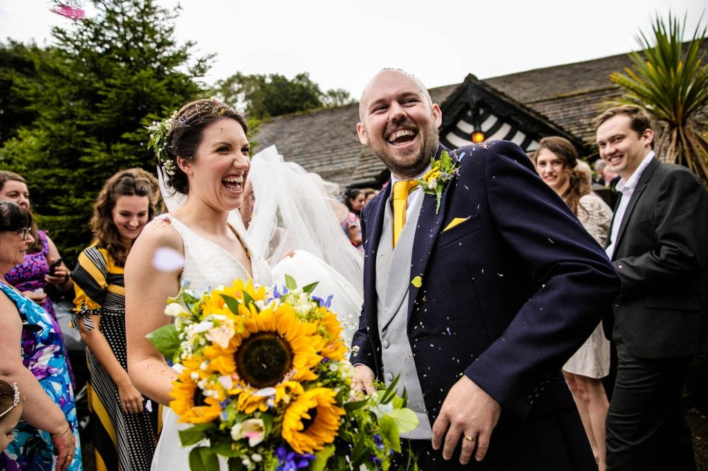Rivington Barn Wedding Photography